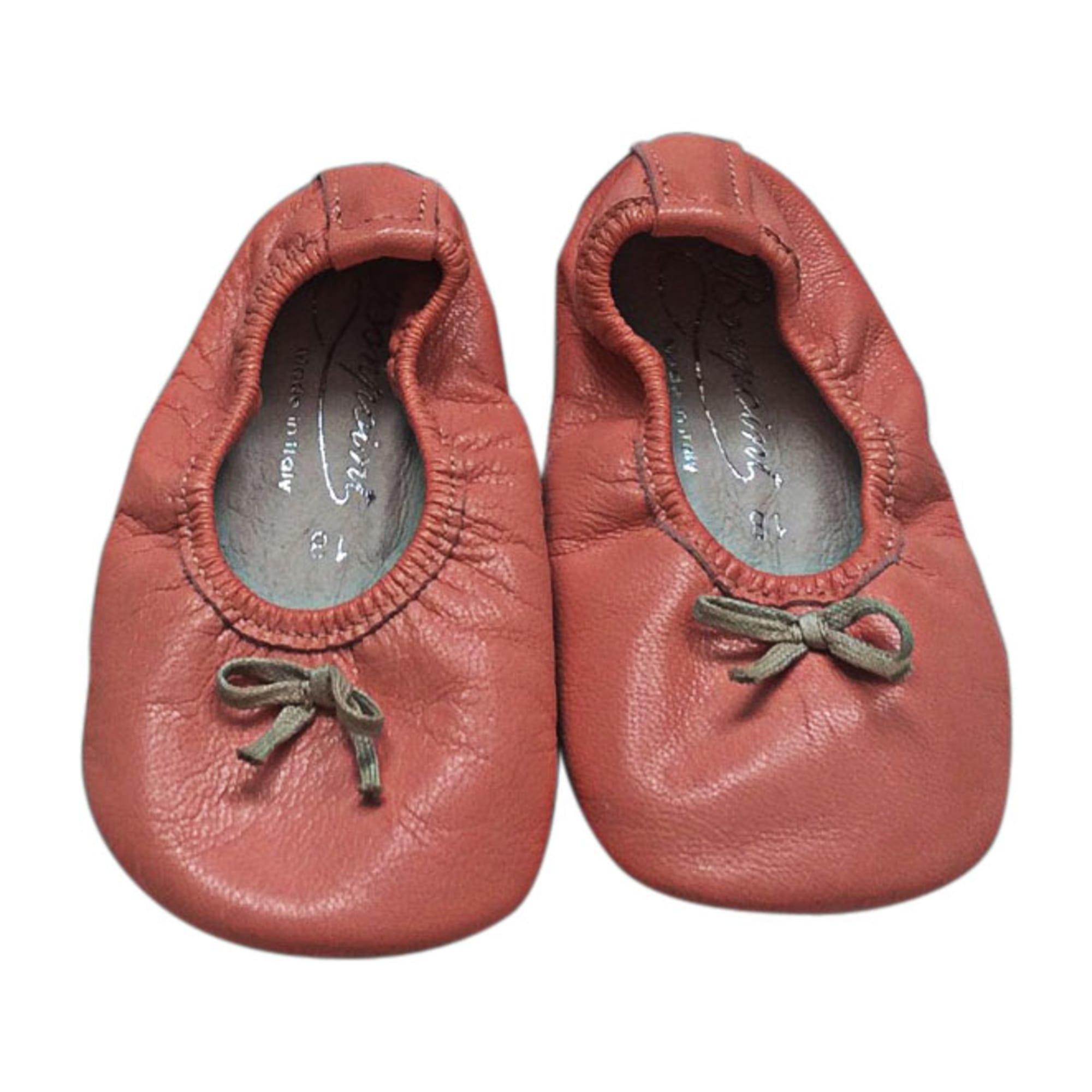 Ballet Flats BONPOINT Pink, fuchsia, light pink