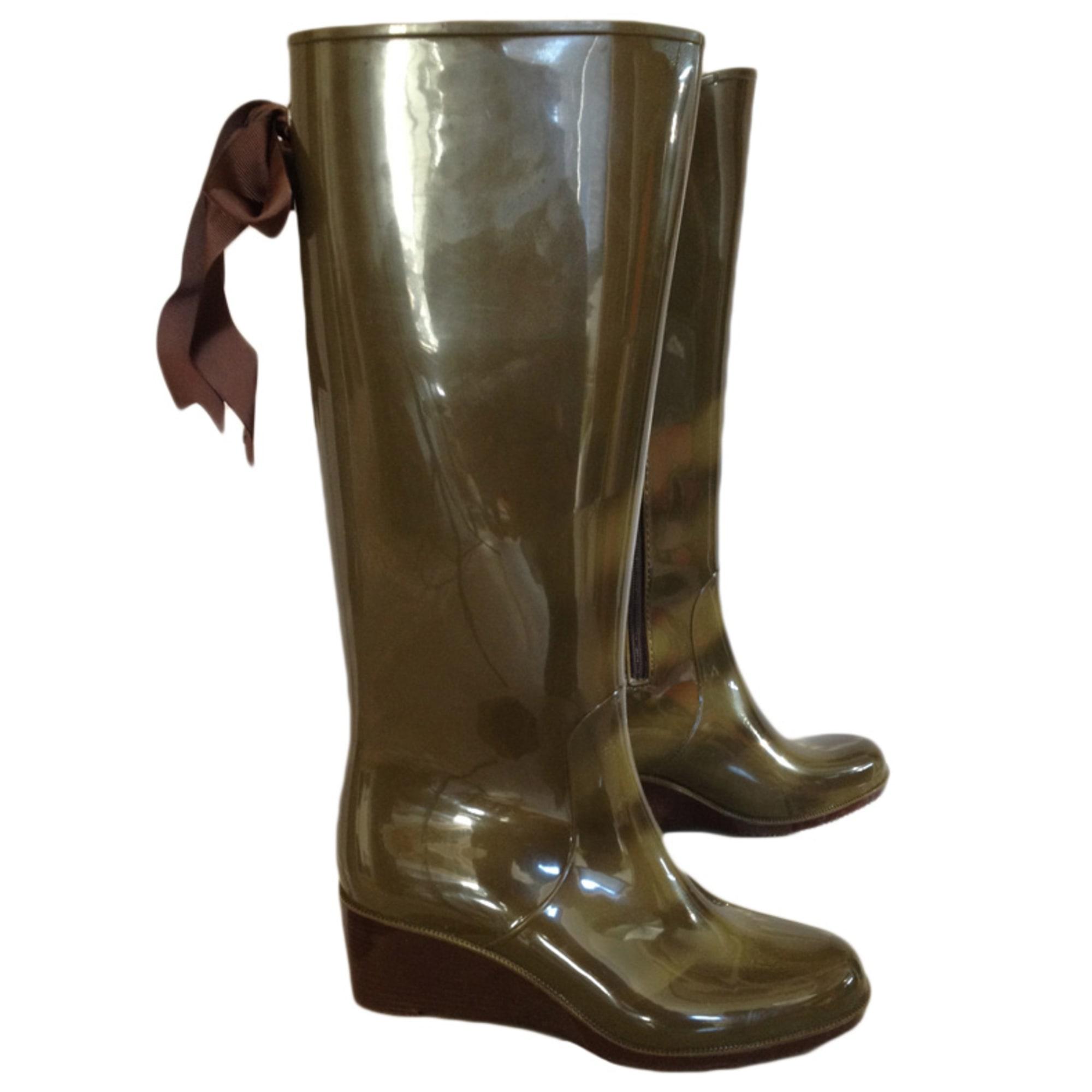 bottes de pluie mellow yellow