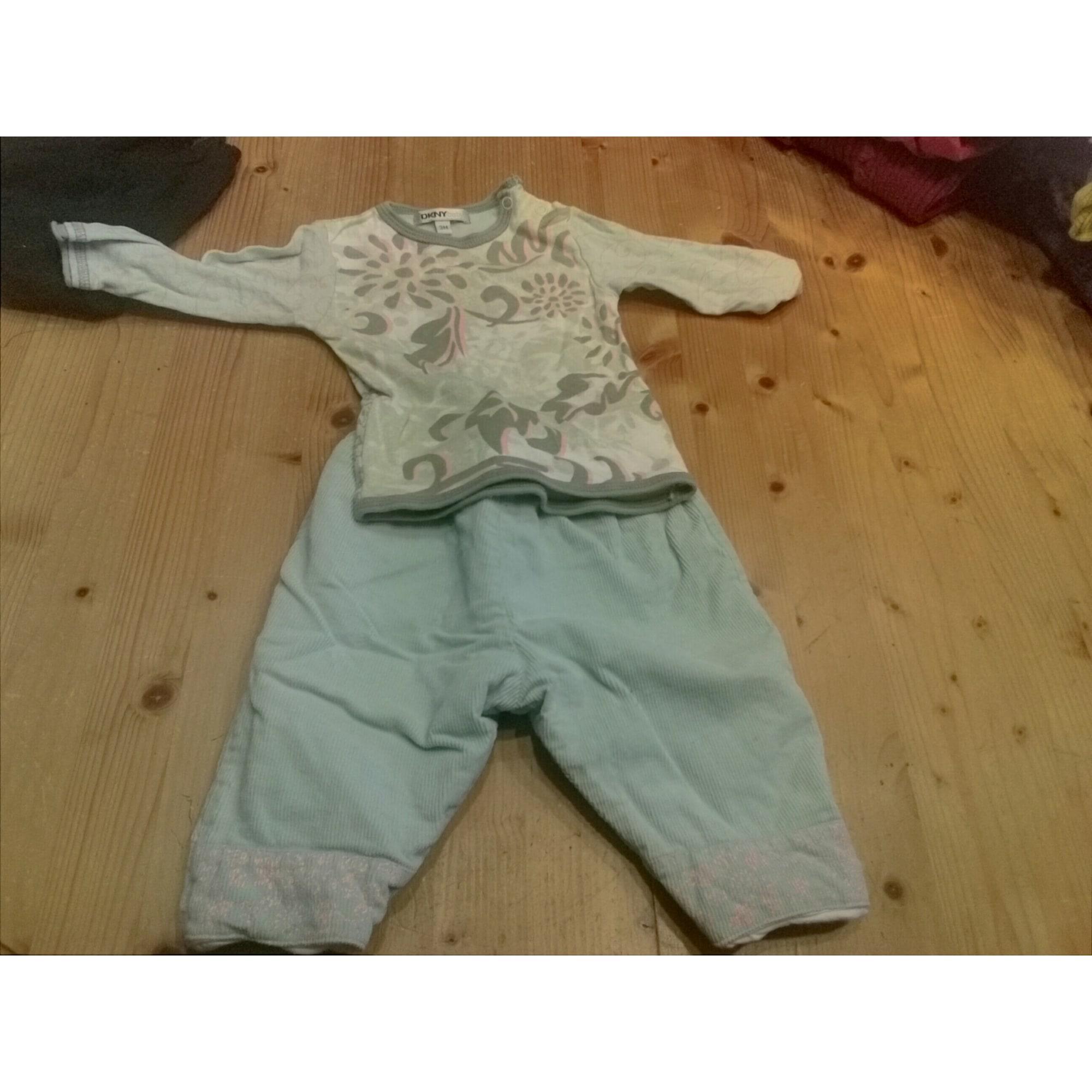 Pantalon DKNY Vert