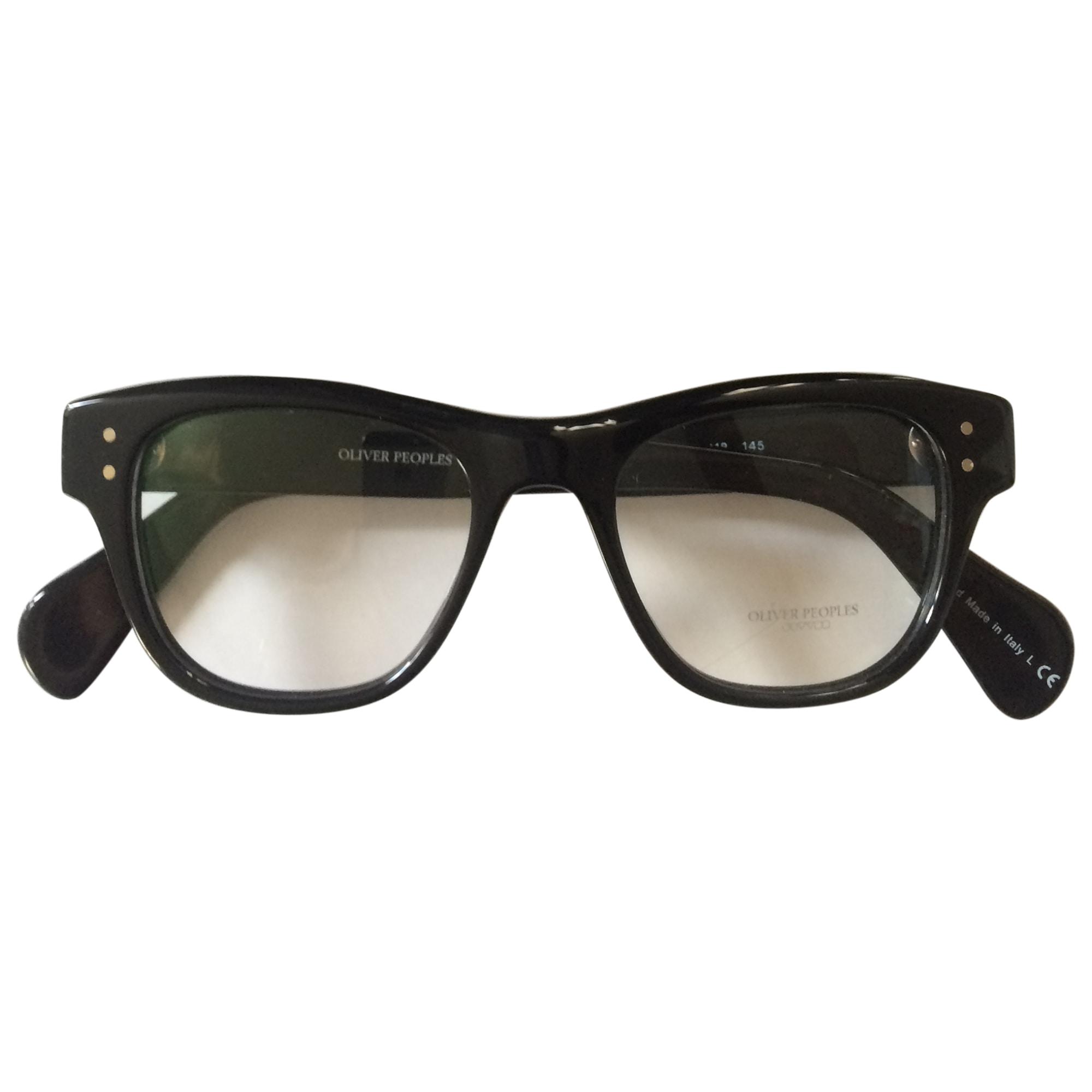 Monture de lunettes OLIVER PEOPLES Noir