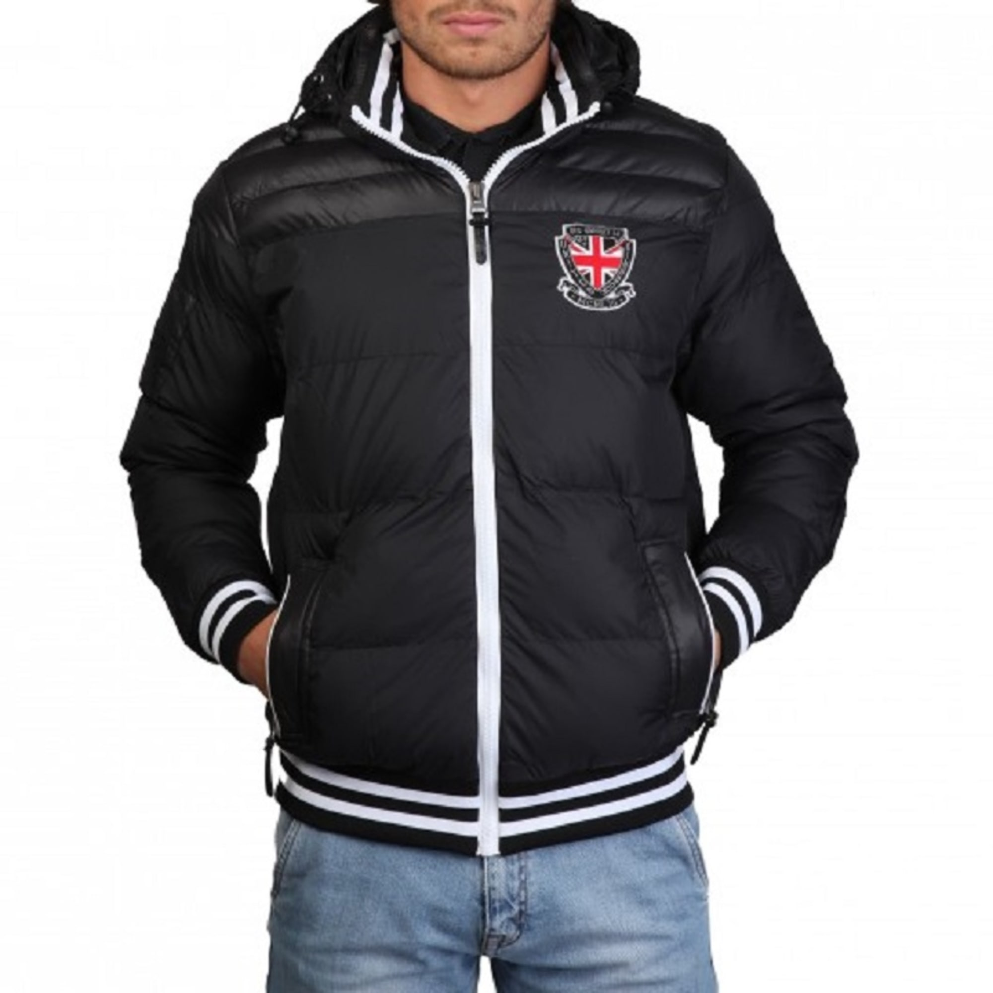 Blouson GEOGRAPHICAL NORWAY Noir