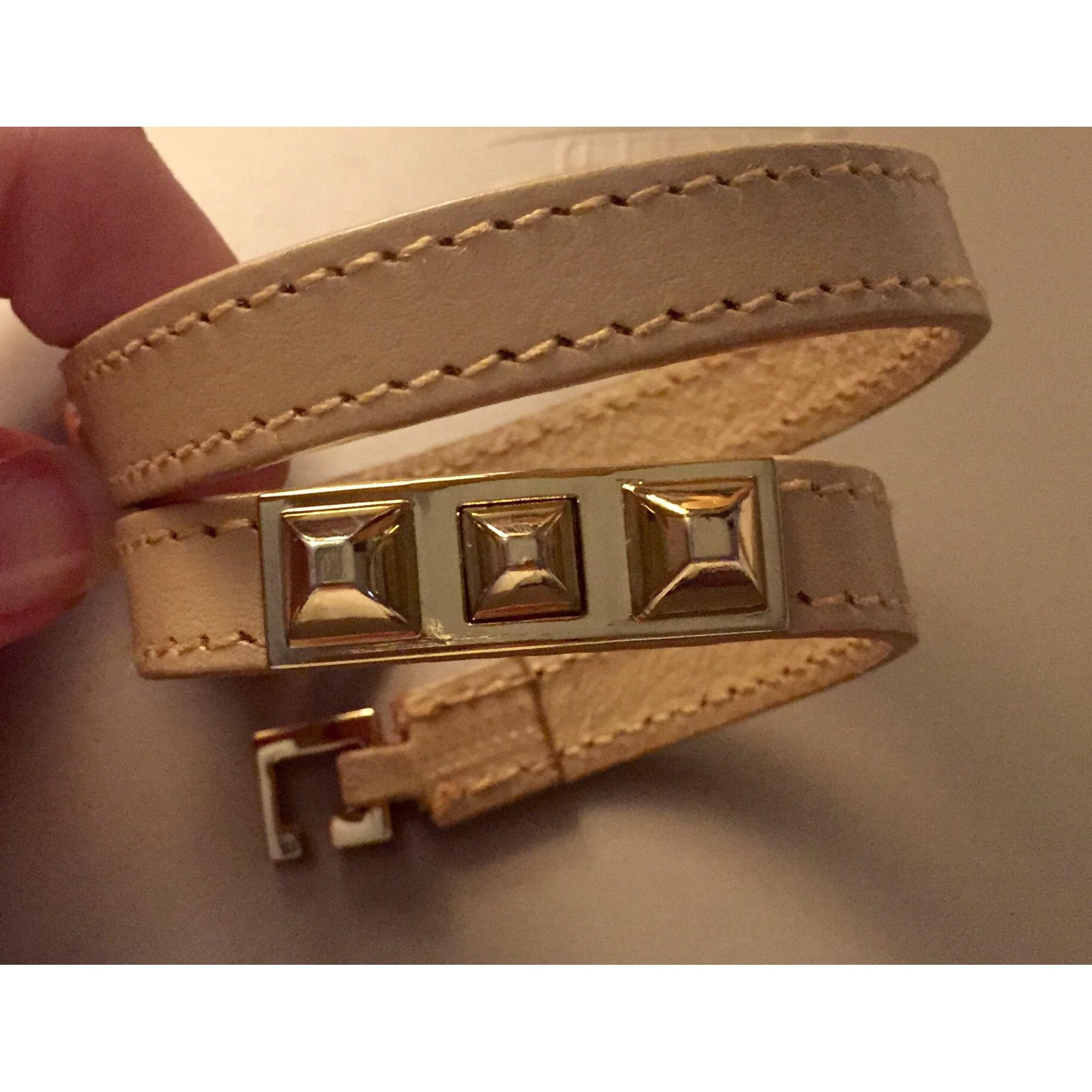 Bracelet MASSIMO DUTTI Beige, camel
