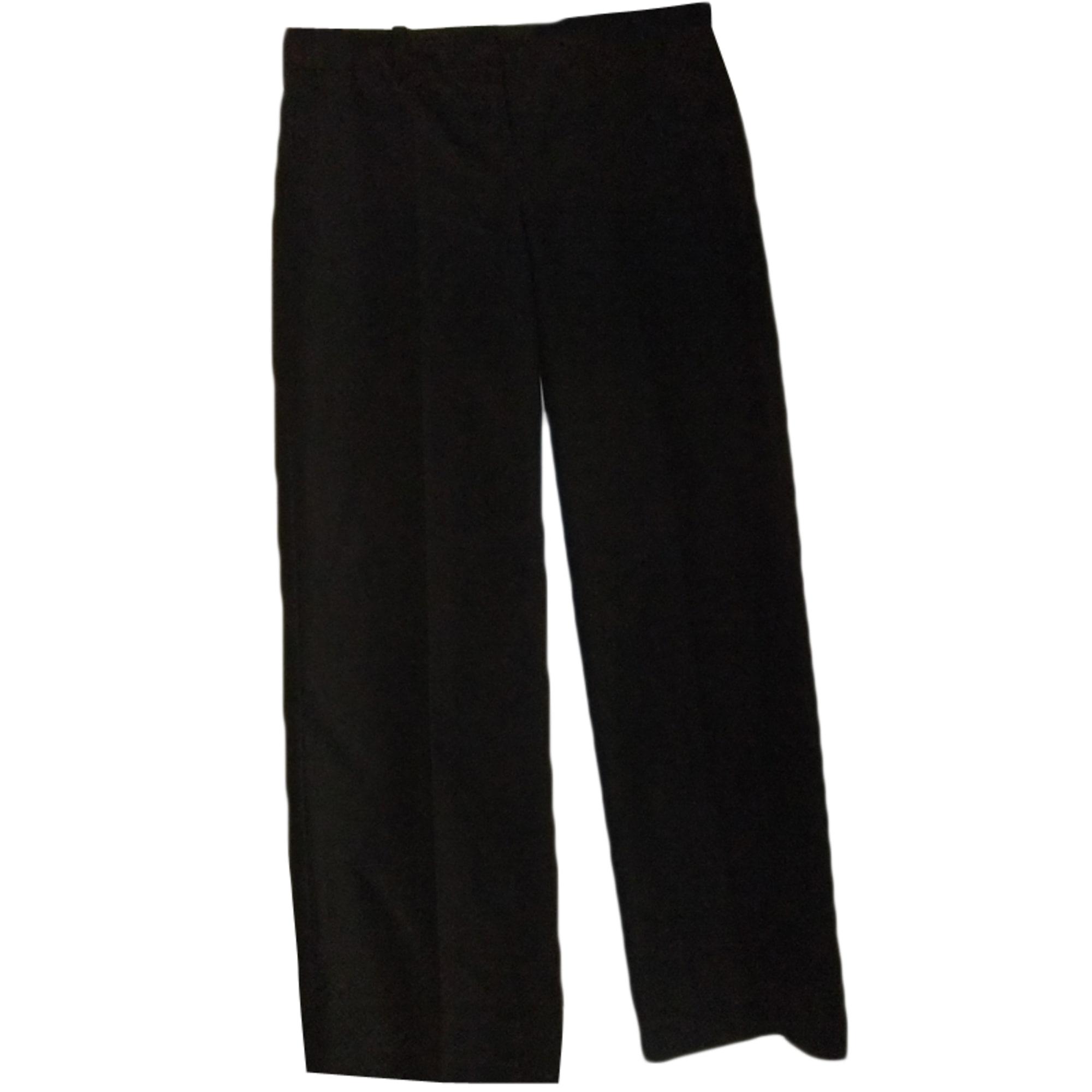 Pantalon large CHLOÉ Noir