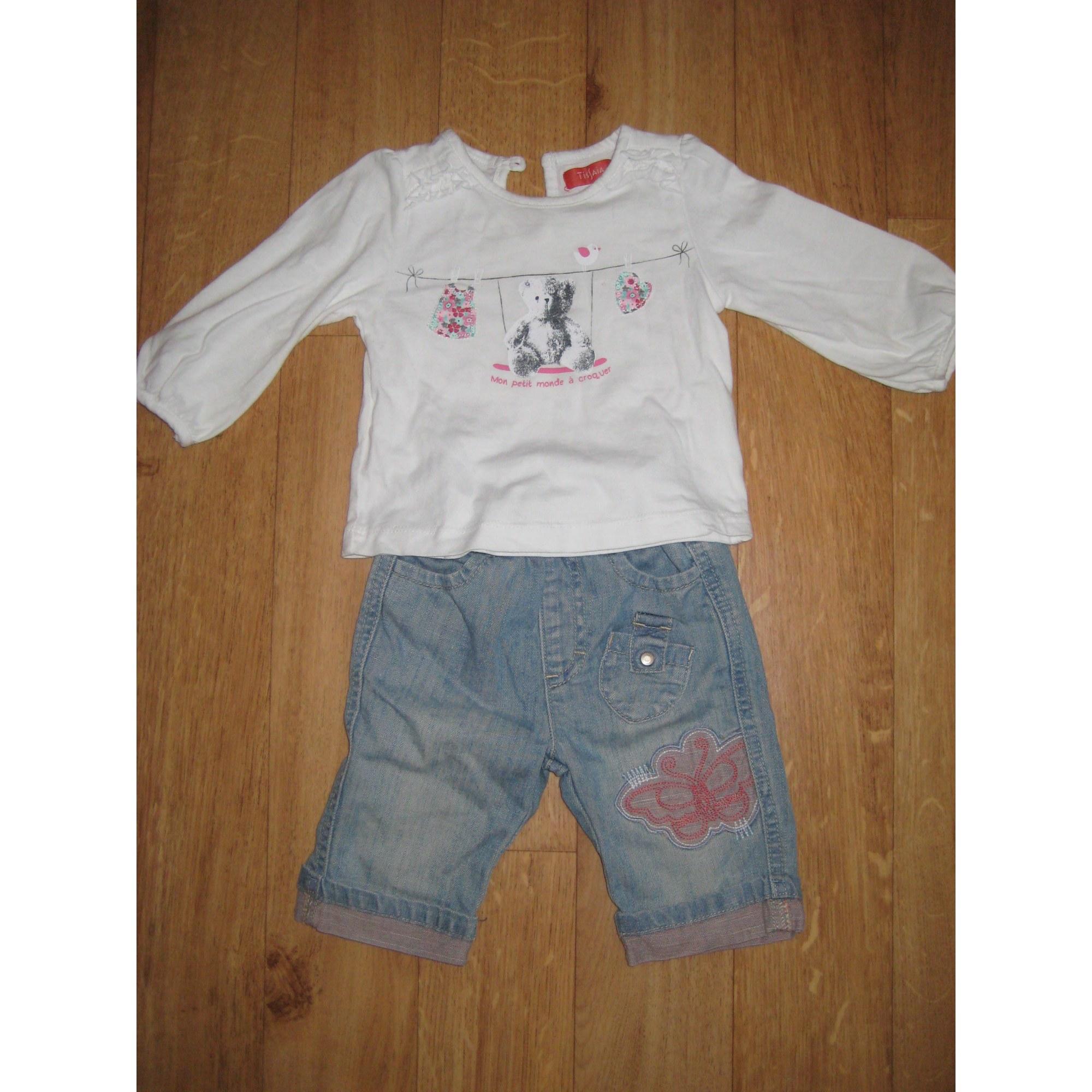 Ensemble & Combinaison pantalon ABSORBA Multicouleur