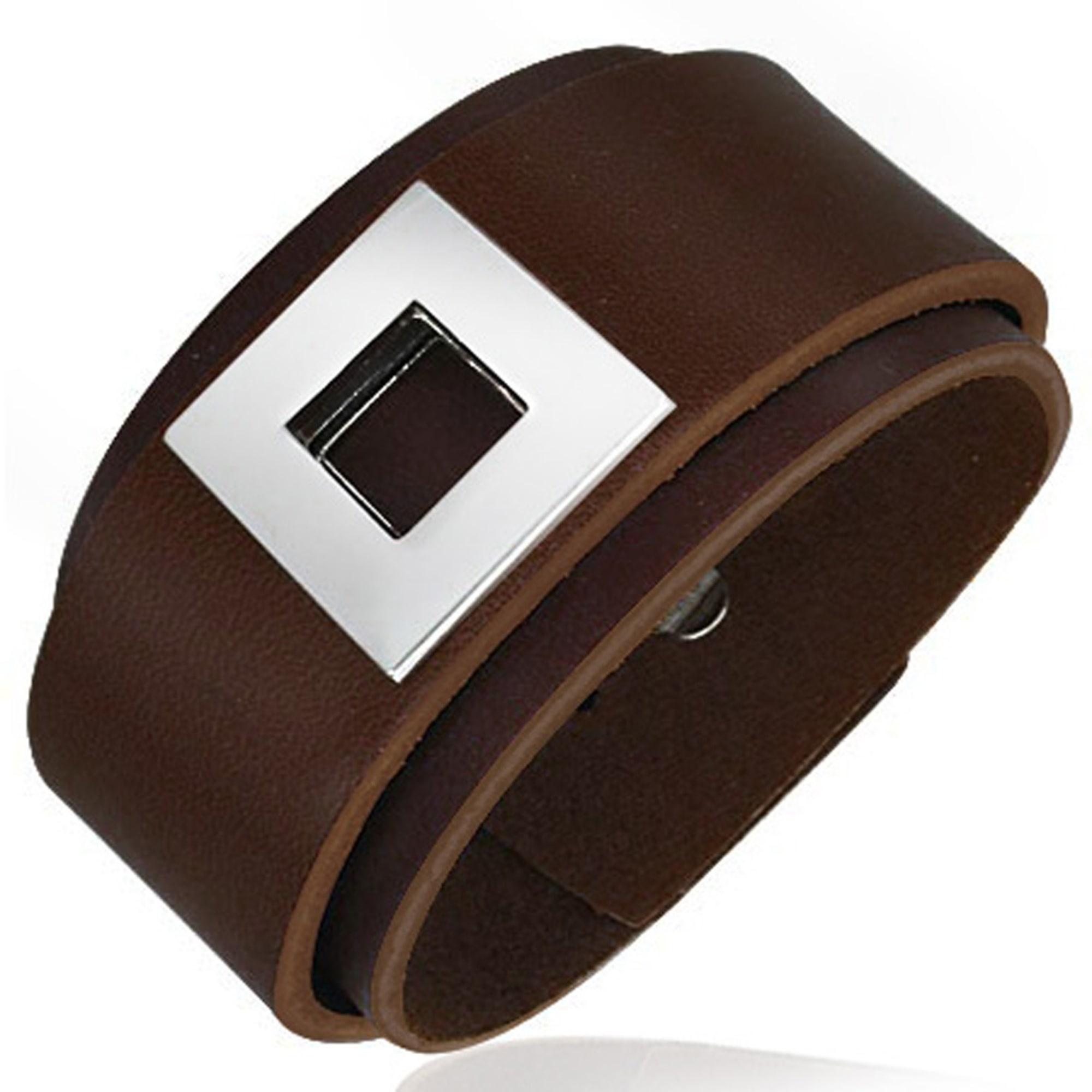 Bracelet ZENSE Marron