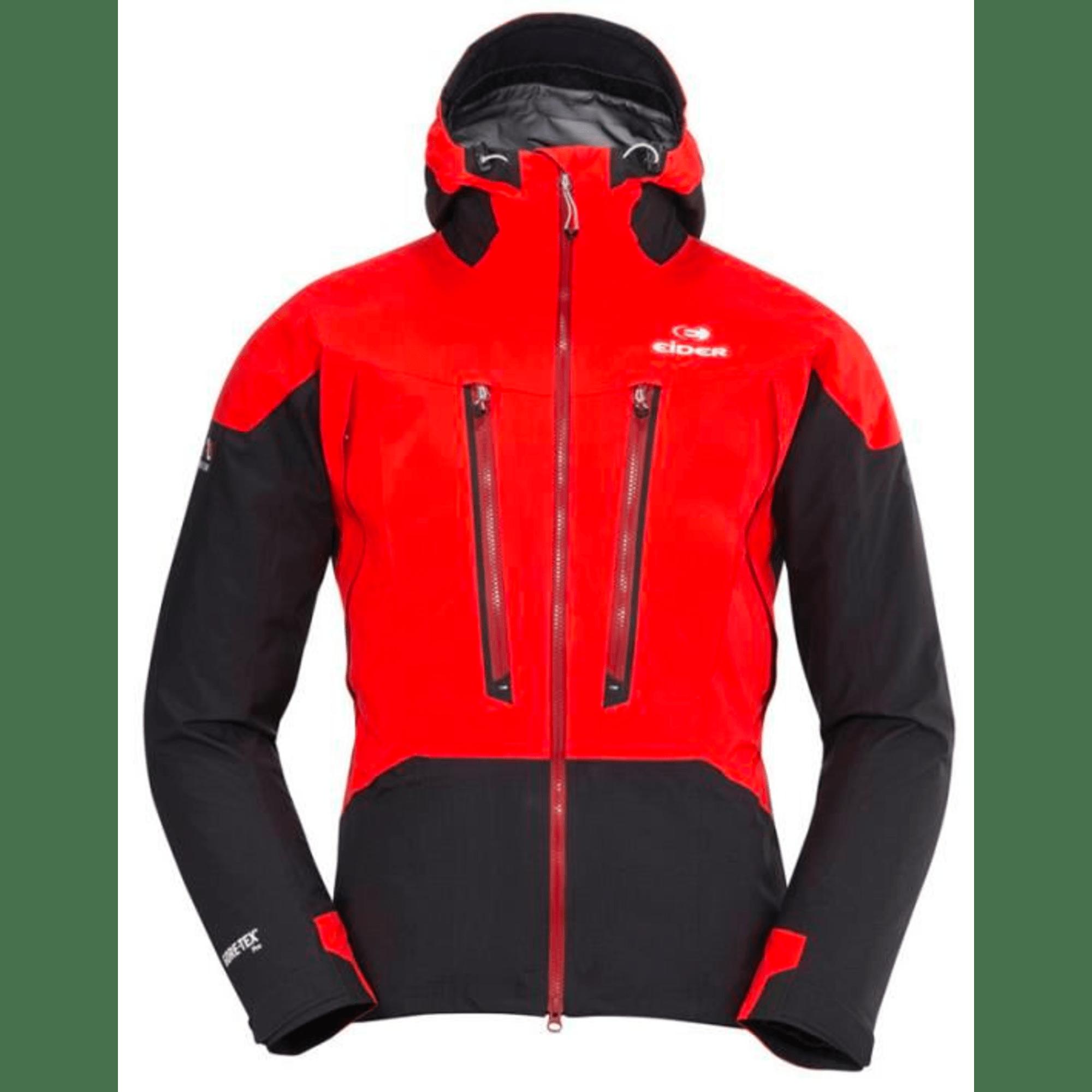 Blouson de ski EIDER 56 (XL) noir 4250918