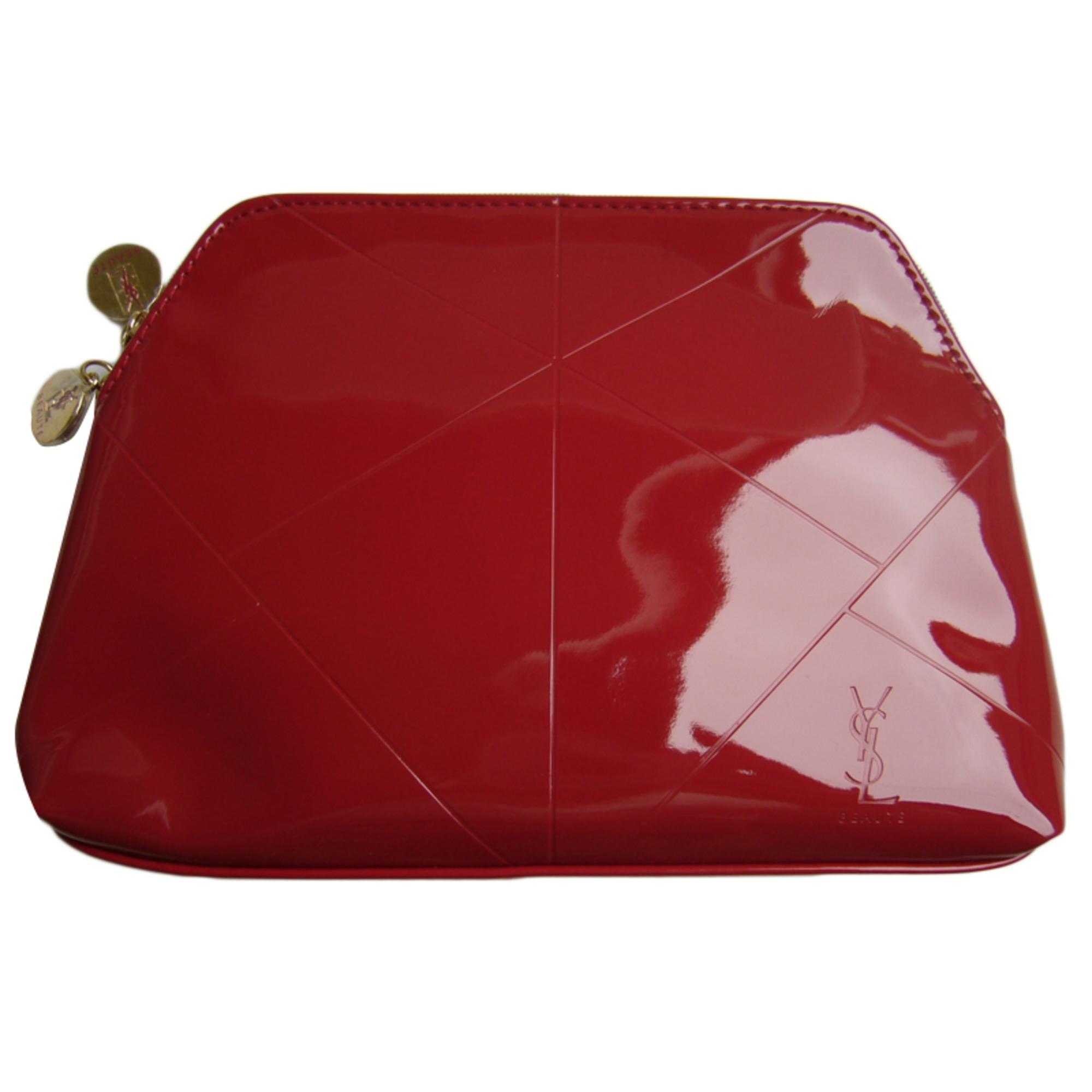 Pochette YVES SAINT LAURENT Rouge, bordeaux