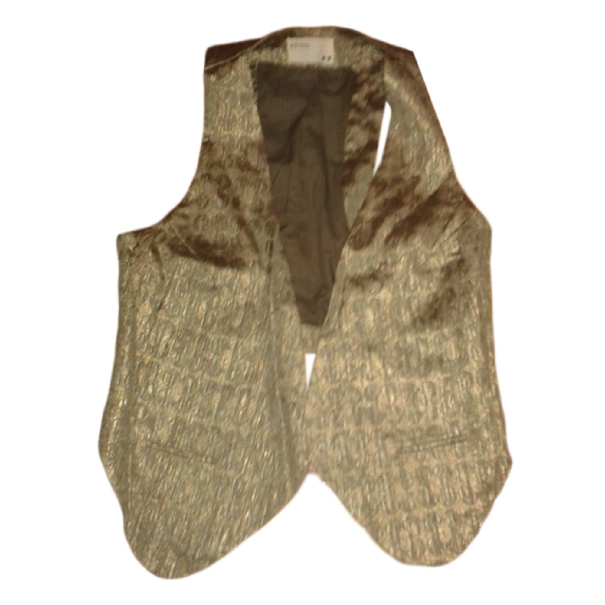 Veste RUTZOU Doré, bronze, cuivre
