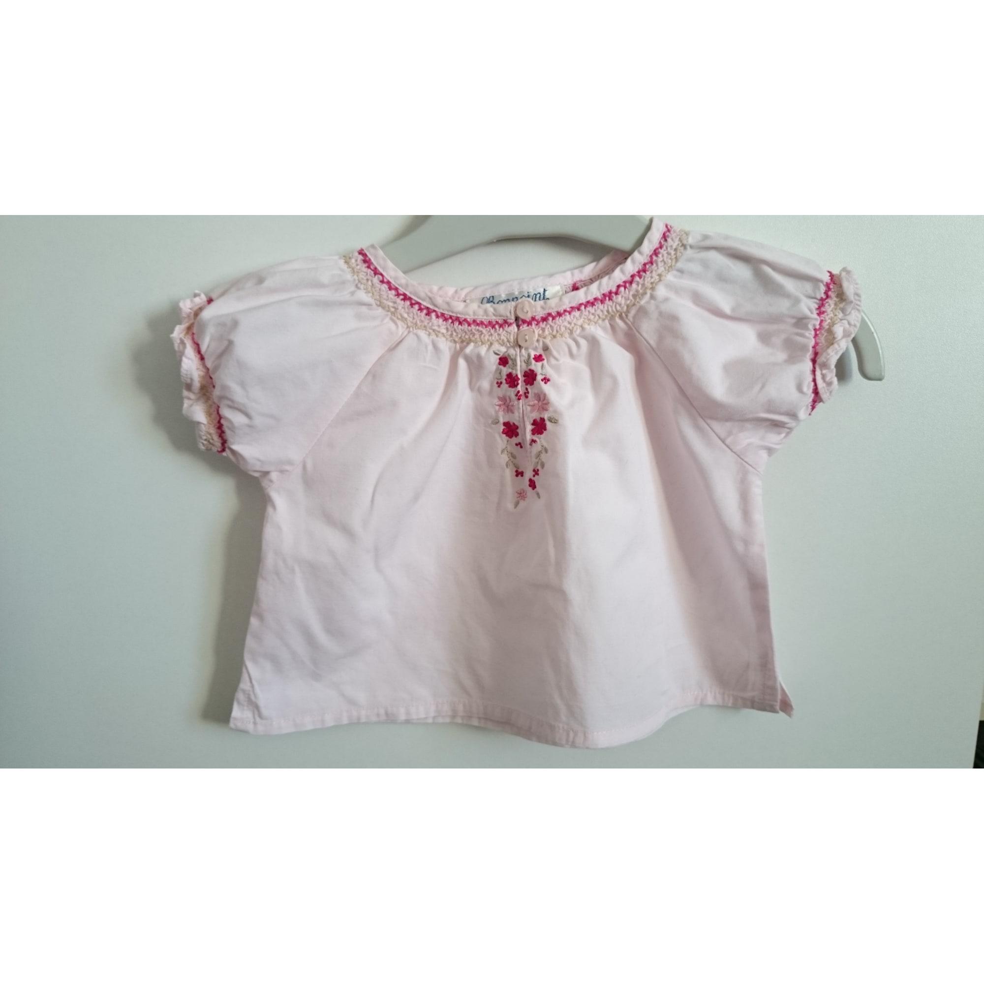 Chemisier, chemisette LA REDOUTE Rose, fuschia, vieux rose
