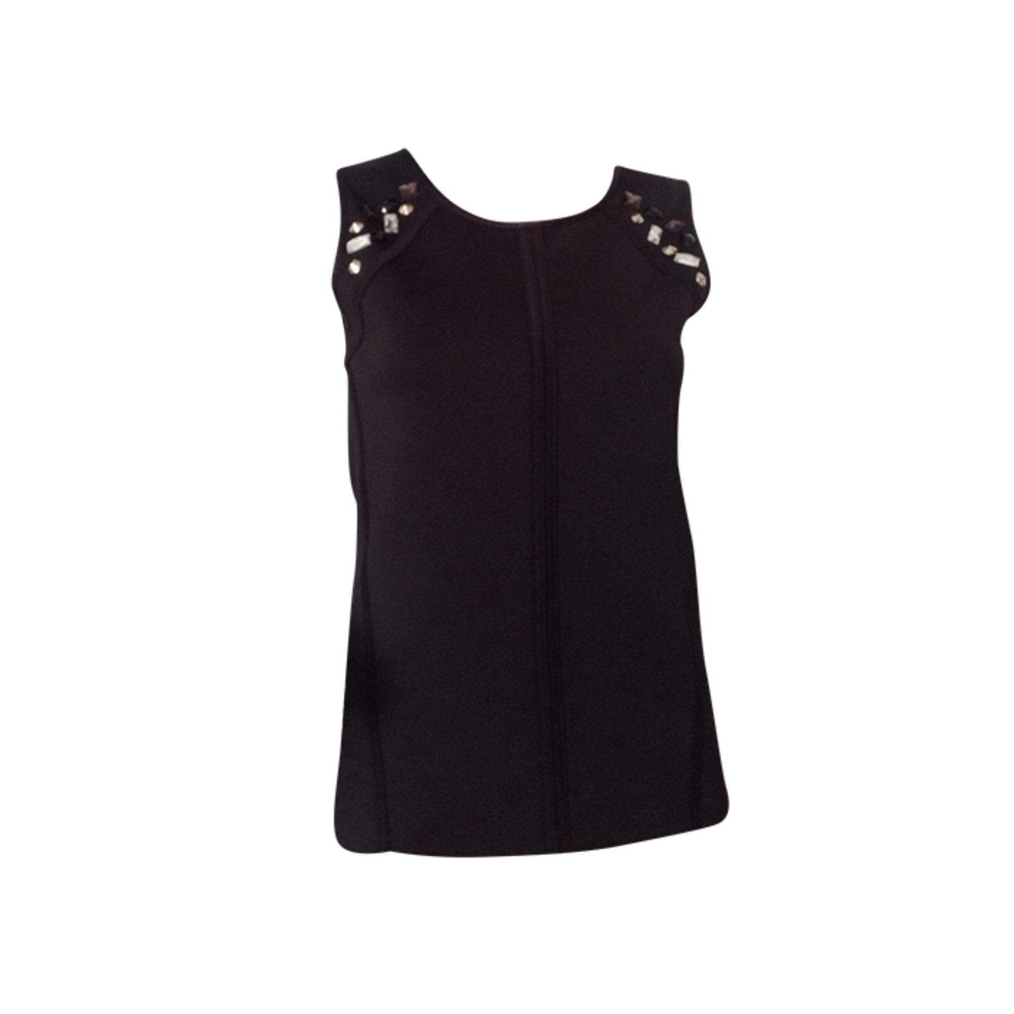 Top, tee-shirt KARL LAGERFELD Noir