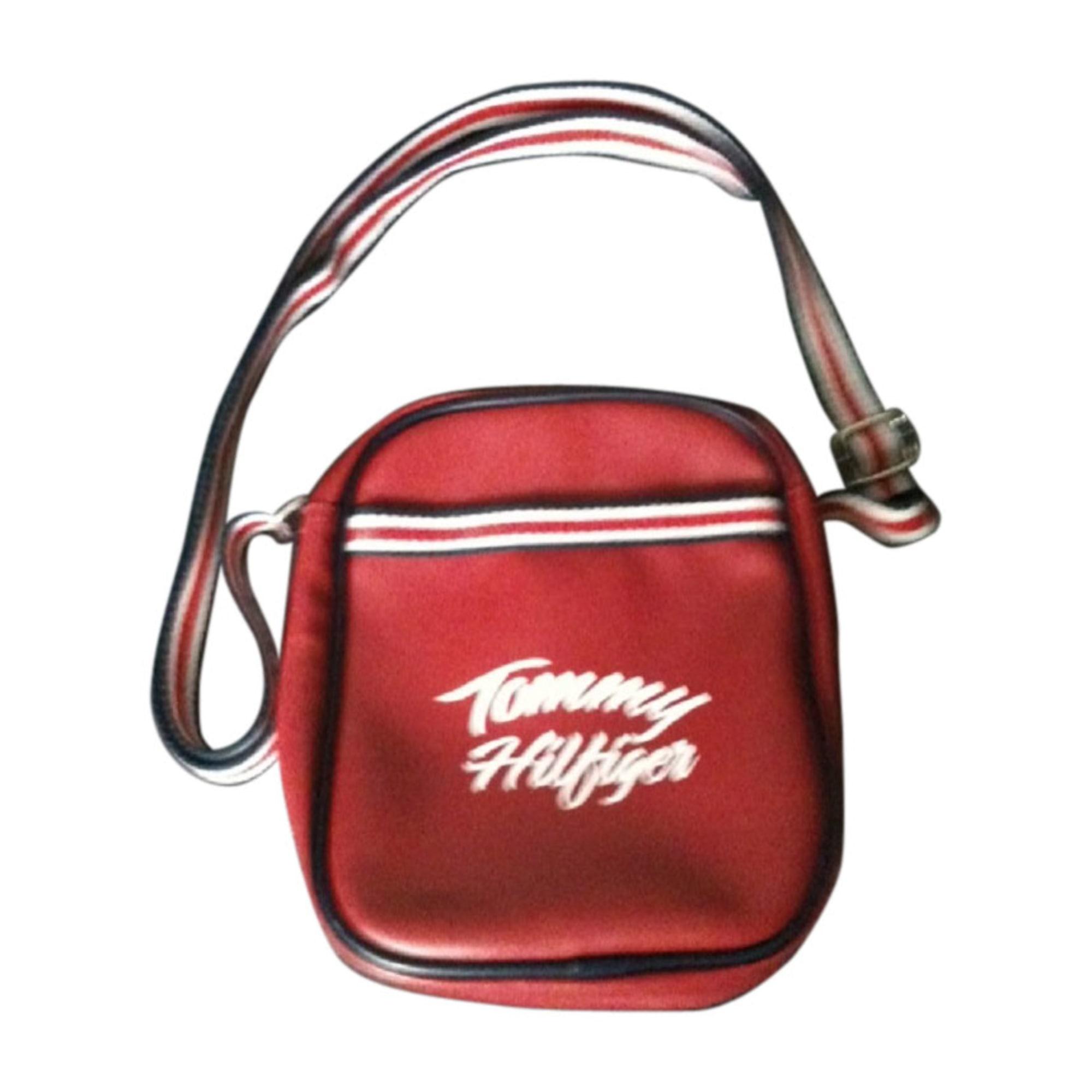 Pochette en bandoulière TOMMY HILFIGER Rouge, bordeaux