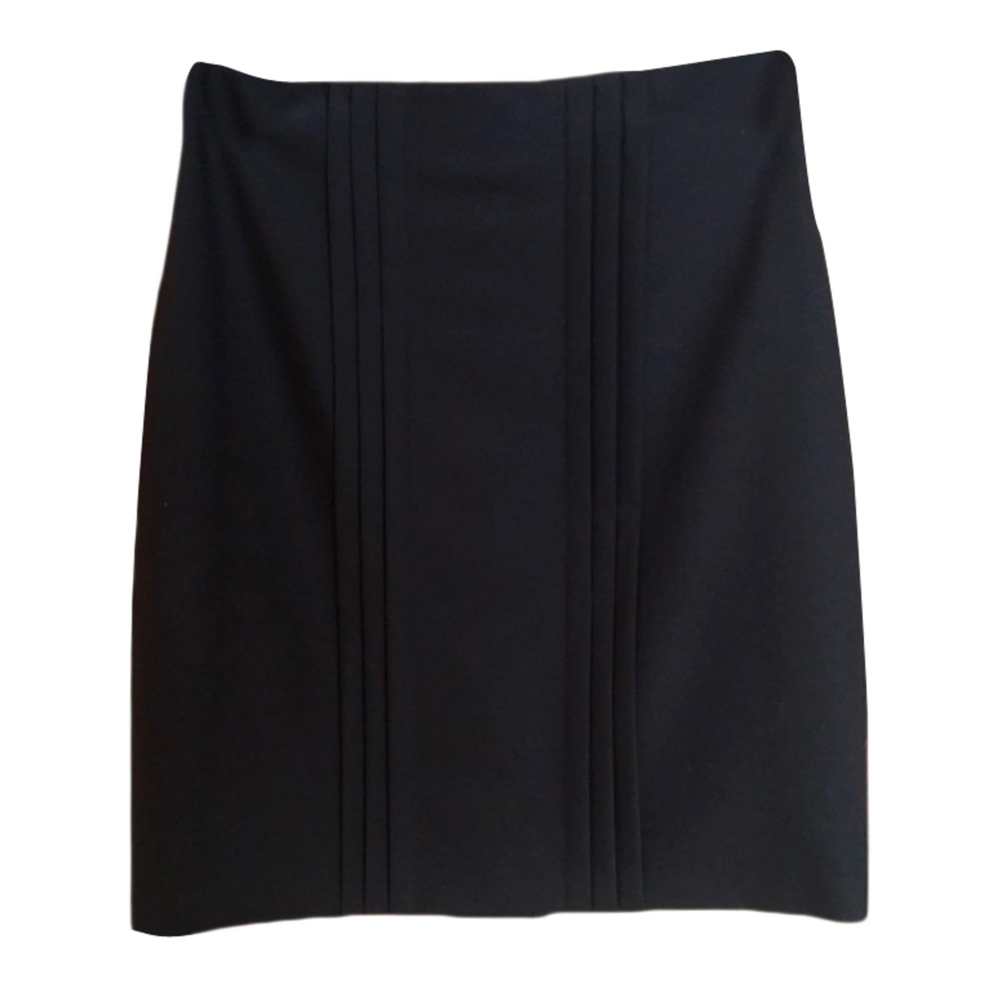 Jupe mi-longue GERARD DAREL Noir