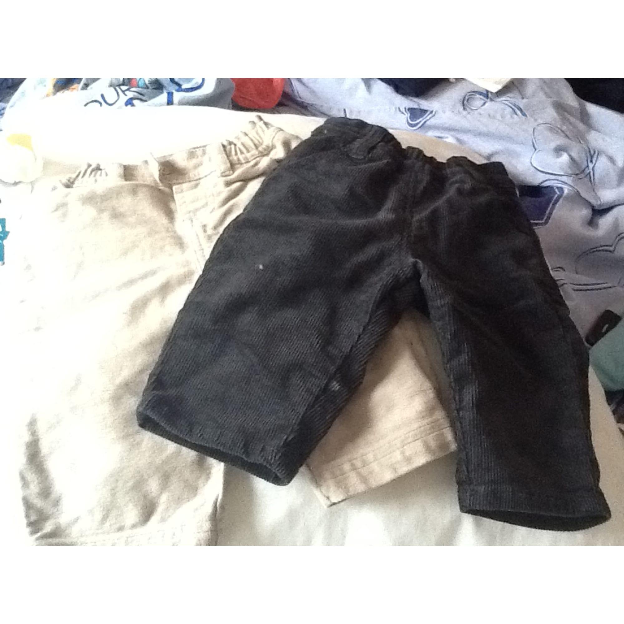 Pantalon PETIT BATEAU Multicouleur