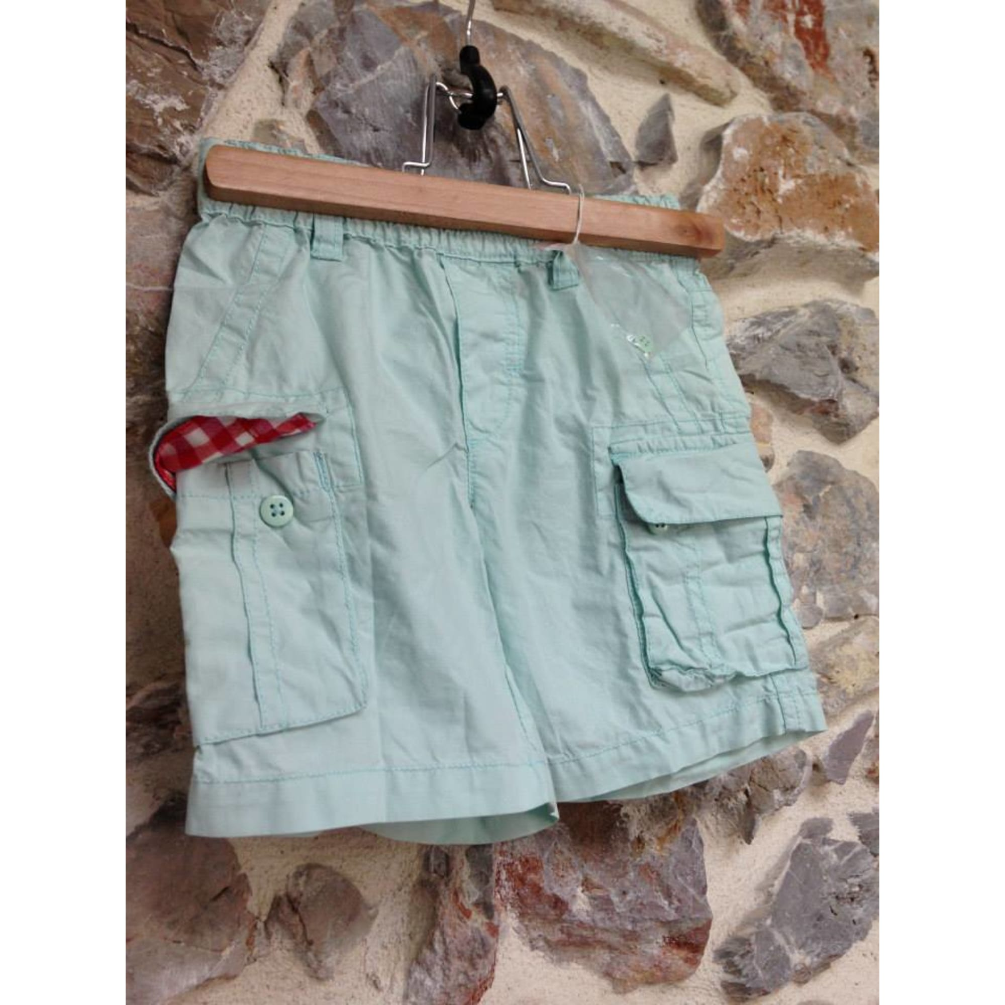 Bermuda Shorts IKKS Green