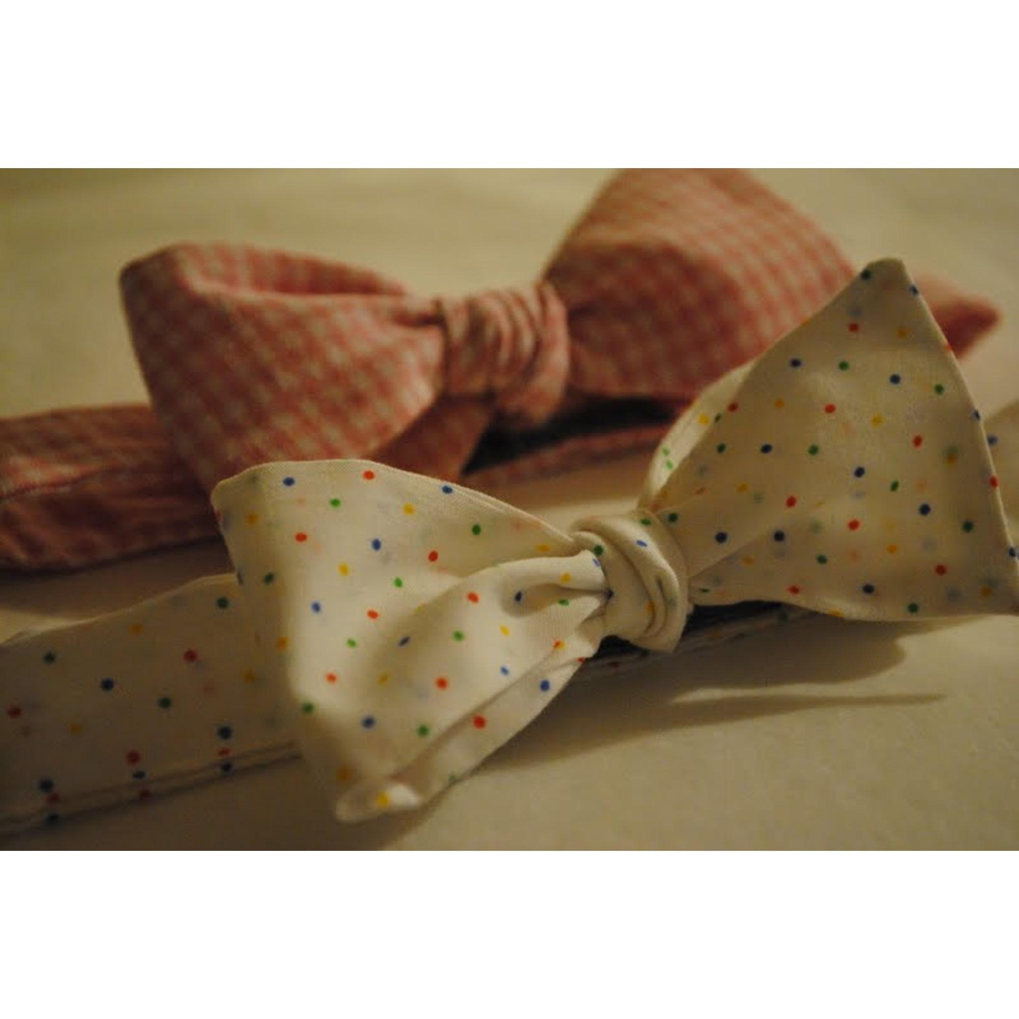 Bow Tie BALZAC PARIS Pink, fuchsia, light pink