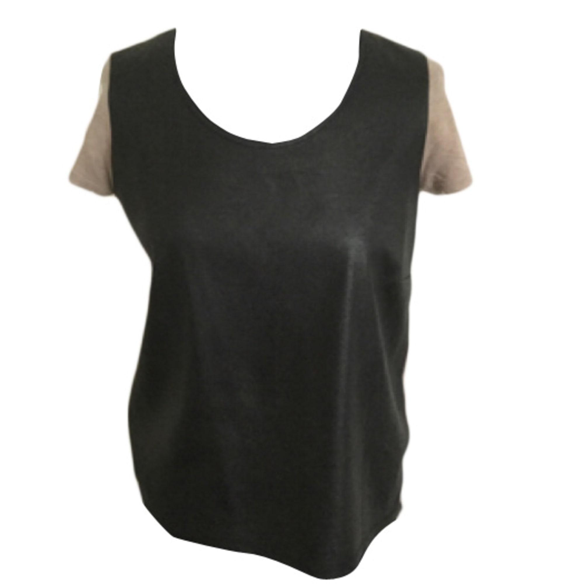 Top, tee-shirt CLAUDIE PIERLOT Noir