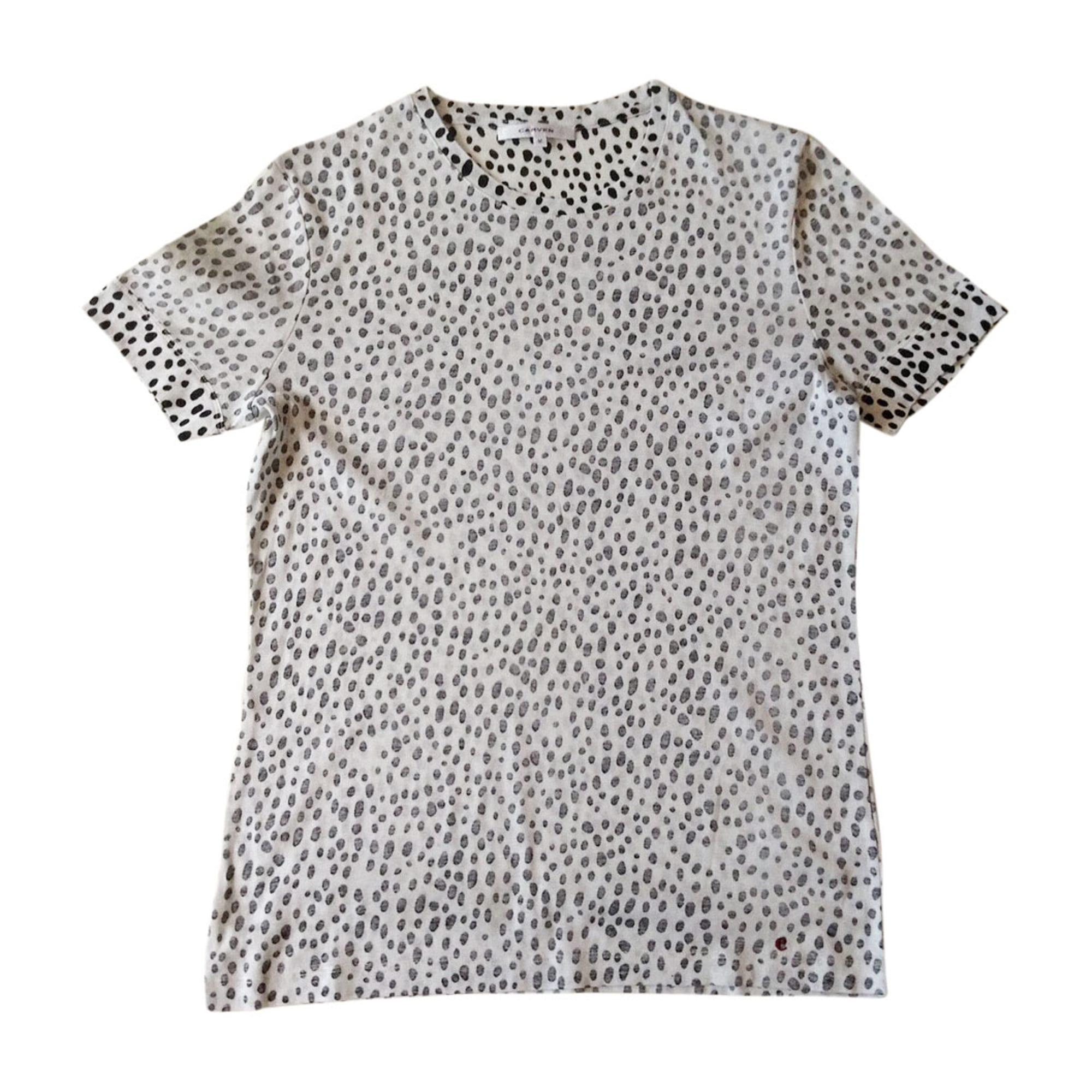 Top, tee-shirt CARVEN Imprimés animaliers
