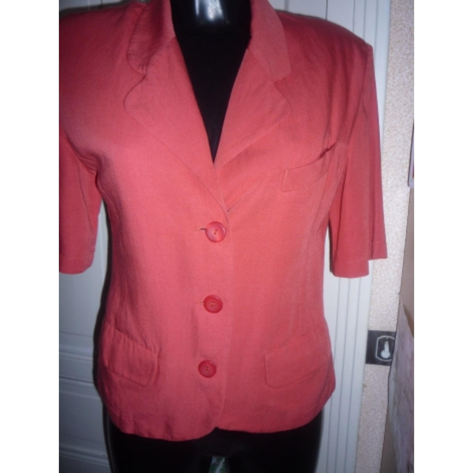 Blazer, veste tailleur CAMAIEU Orange
