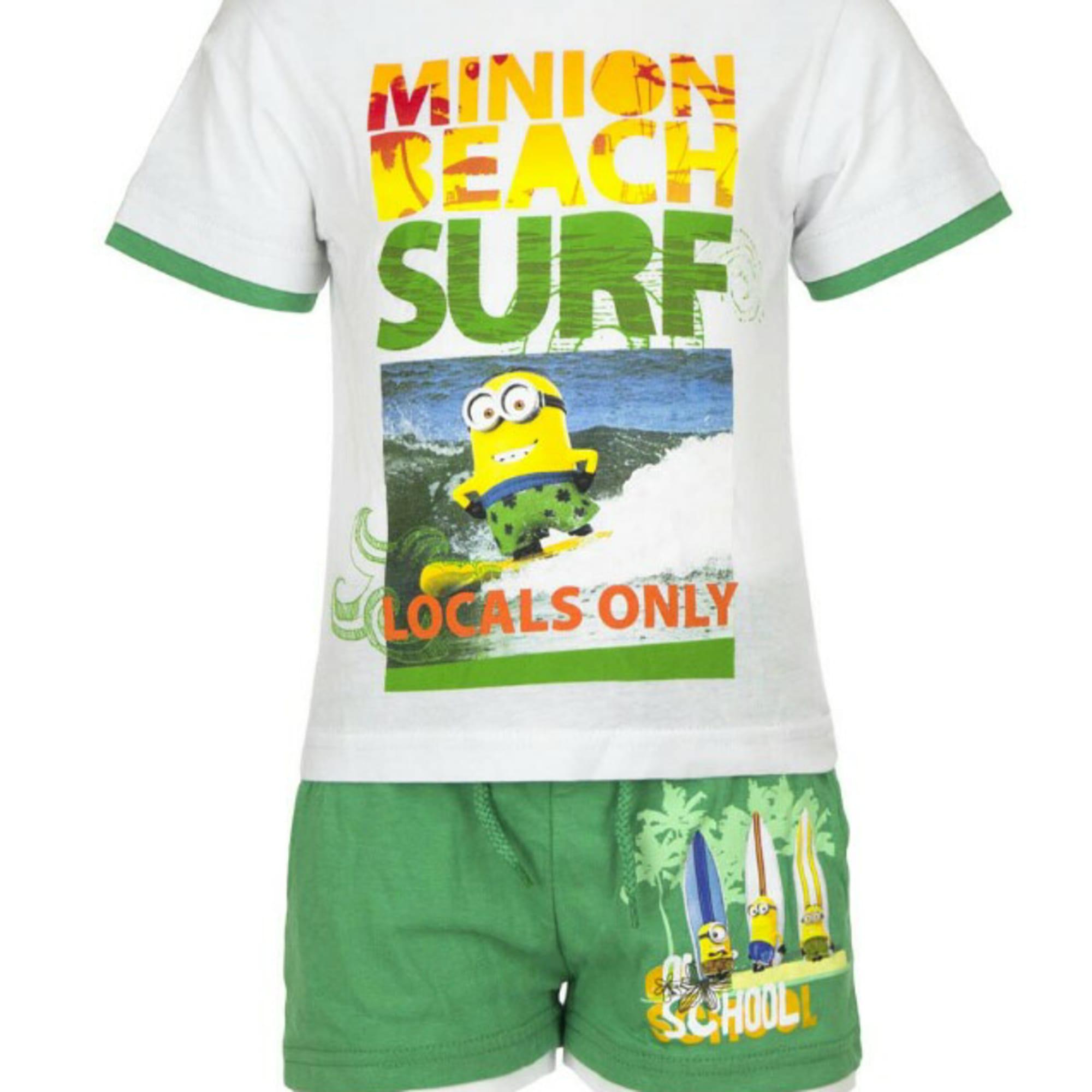 Shorts Set, Outfit MARQUE INCONNUE Multicolor