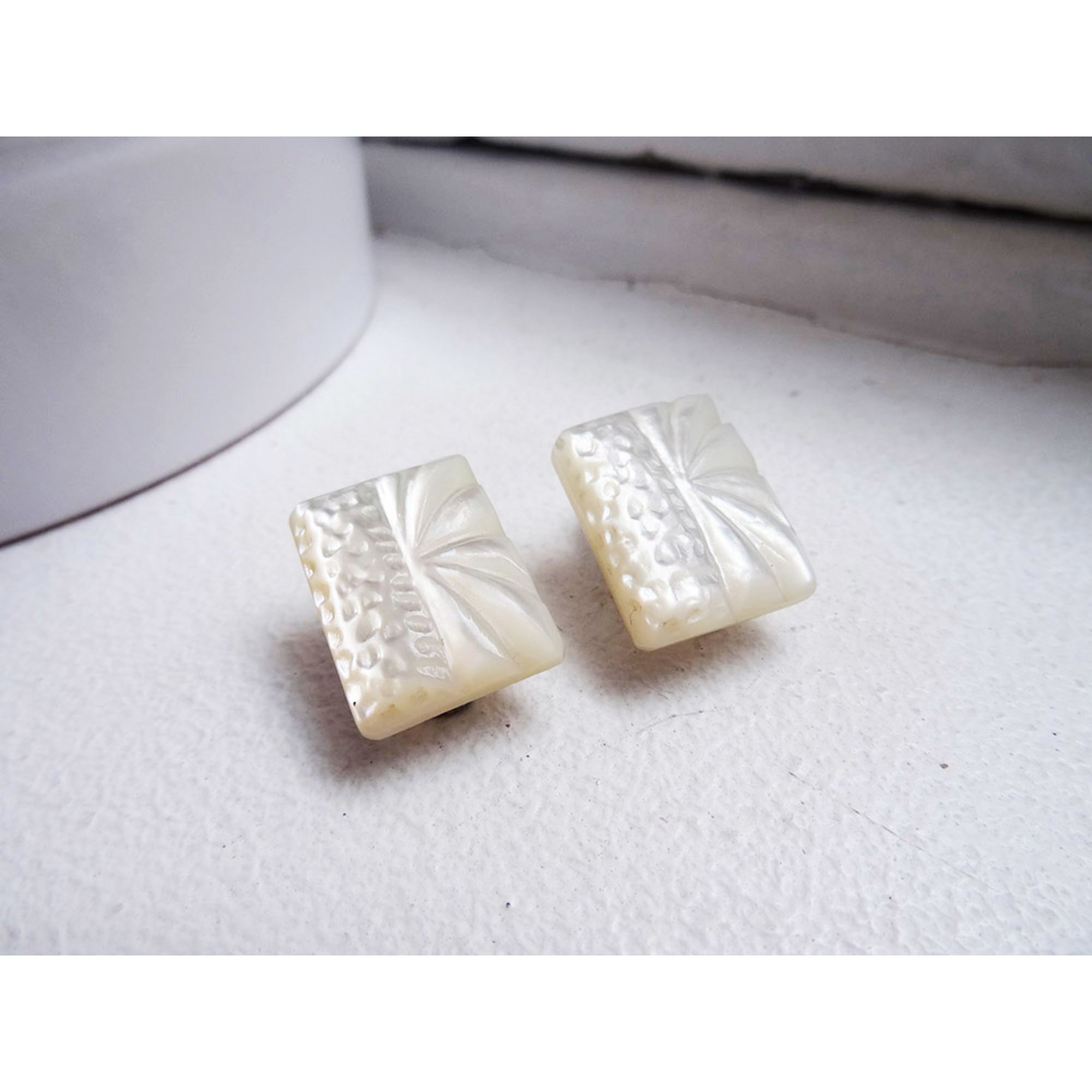 Gemelli MARQUE INCONNUE Bianco, bianco sporco, ecru