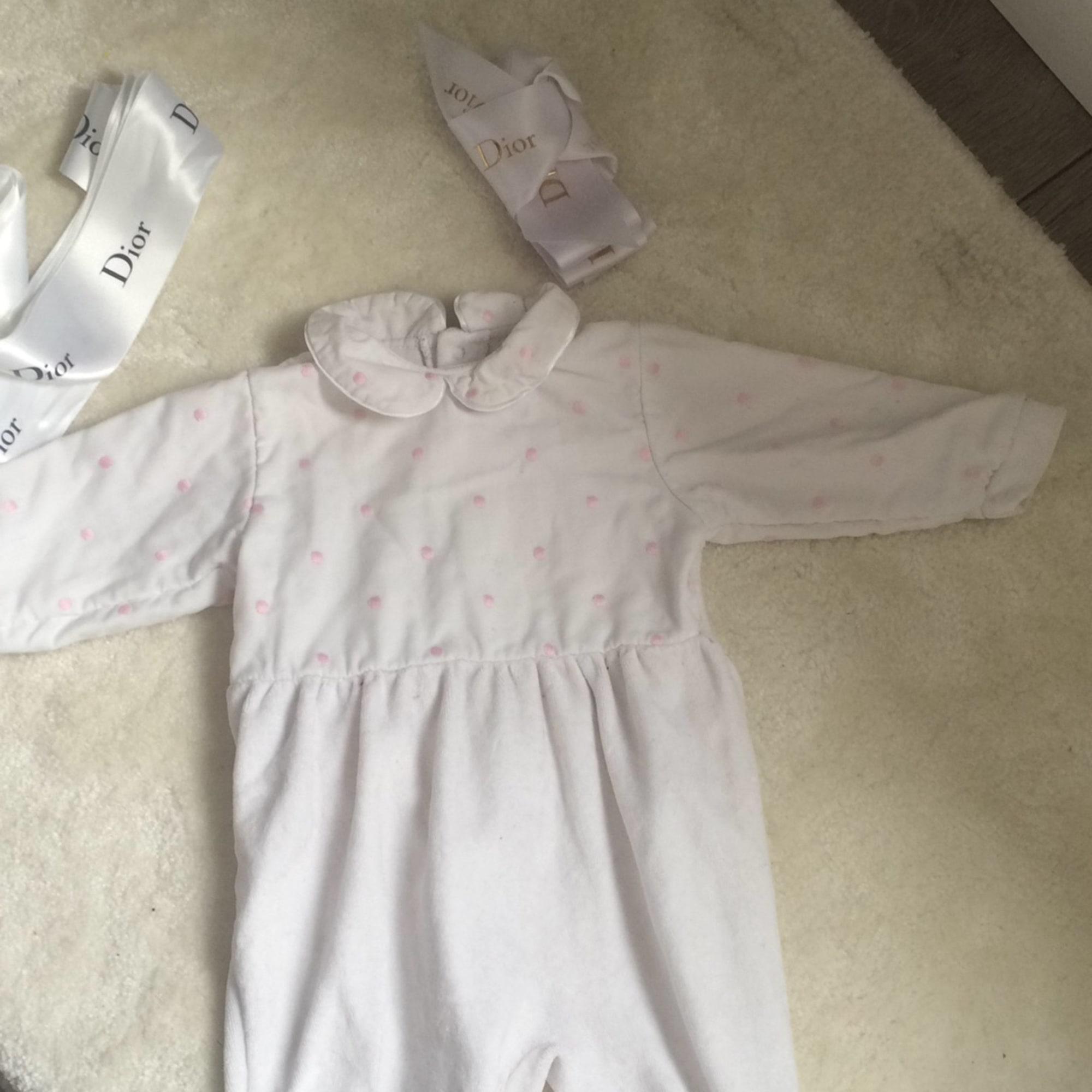 Pyjama TARTINE ET CHOCOLAT Blanc, blanc cassé, écru