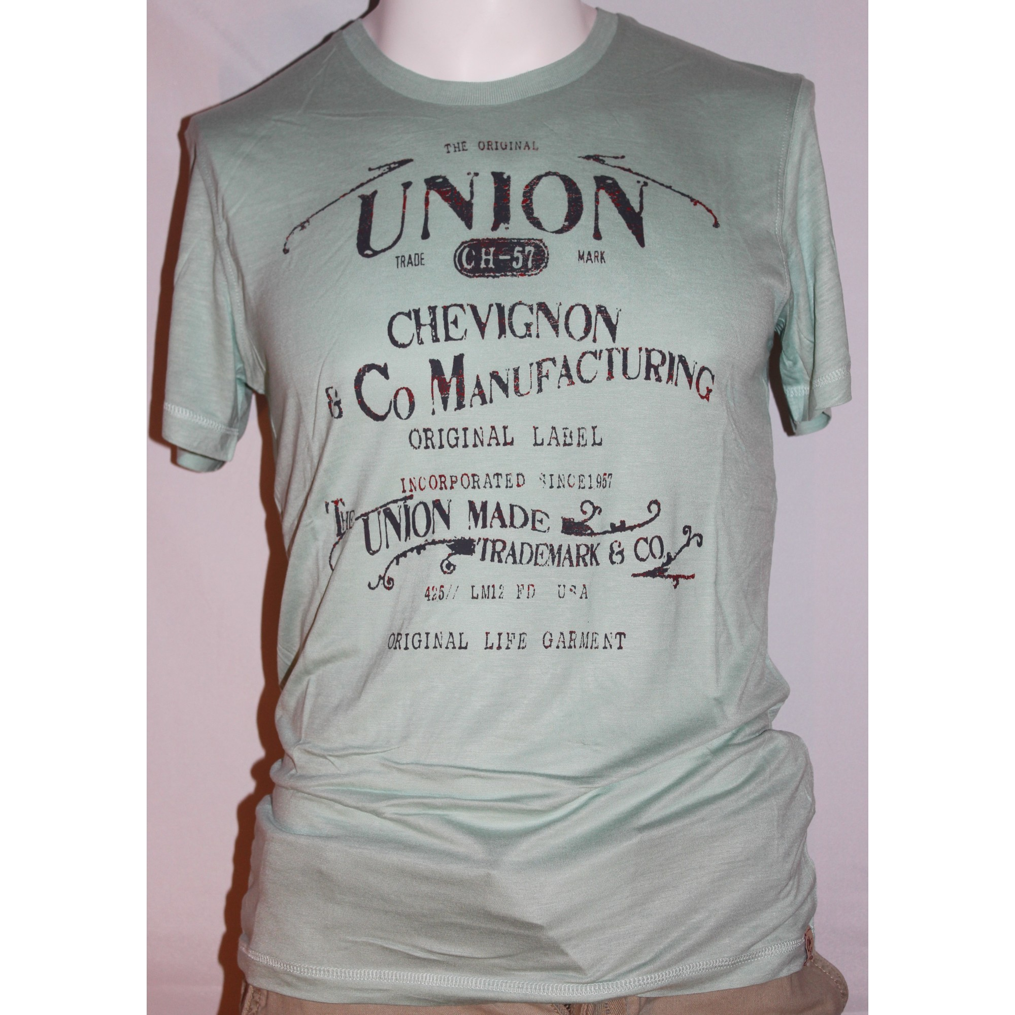 T-shirt CHEVIGNON MINT