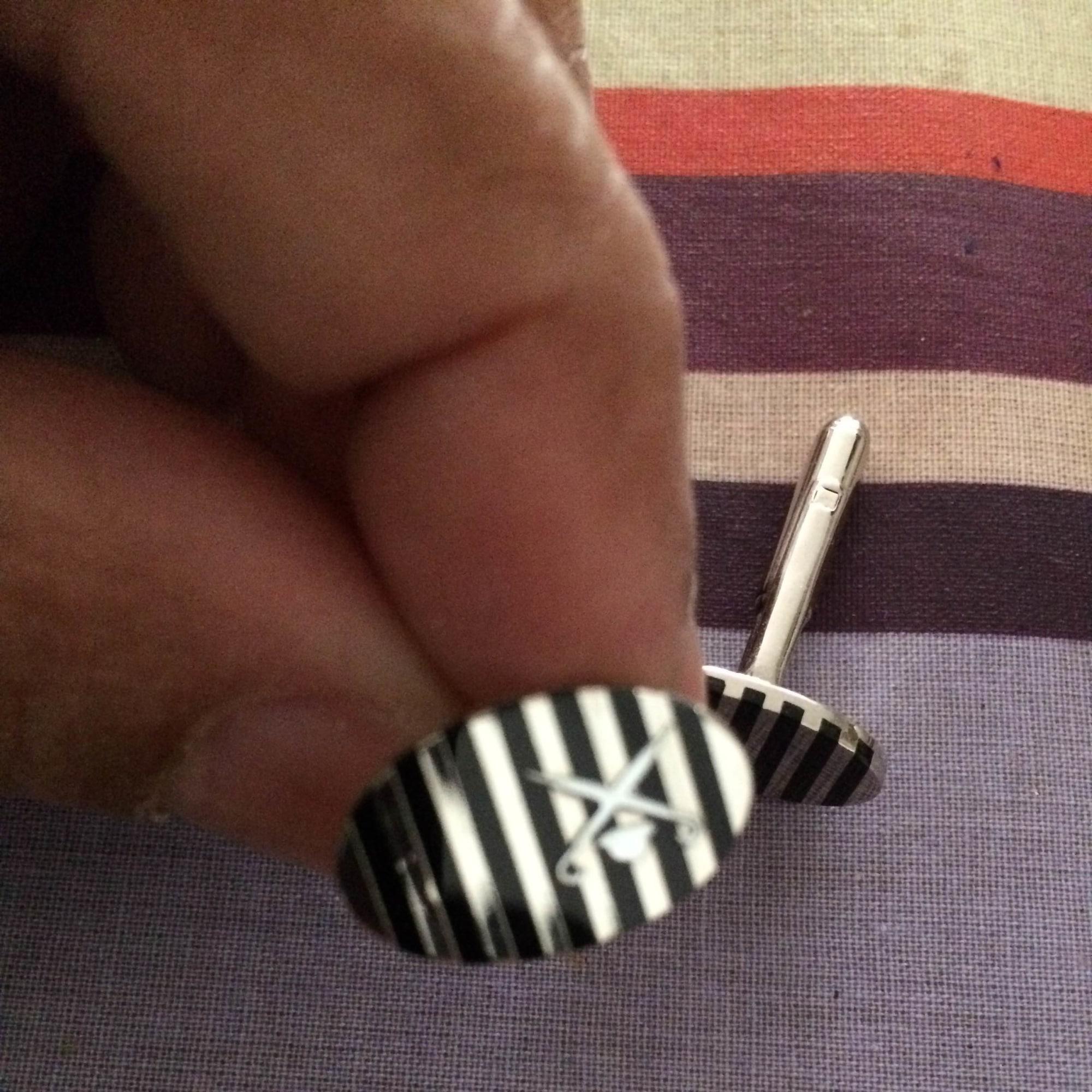 Cufflinks HACKETT Silver