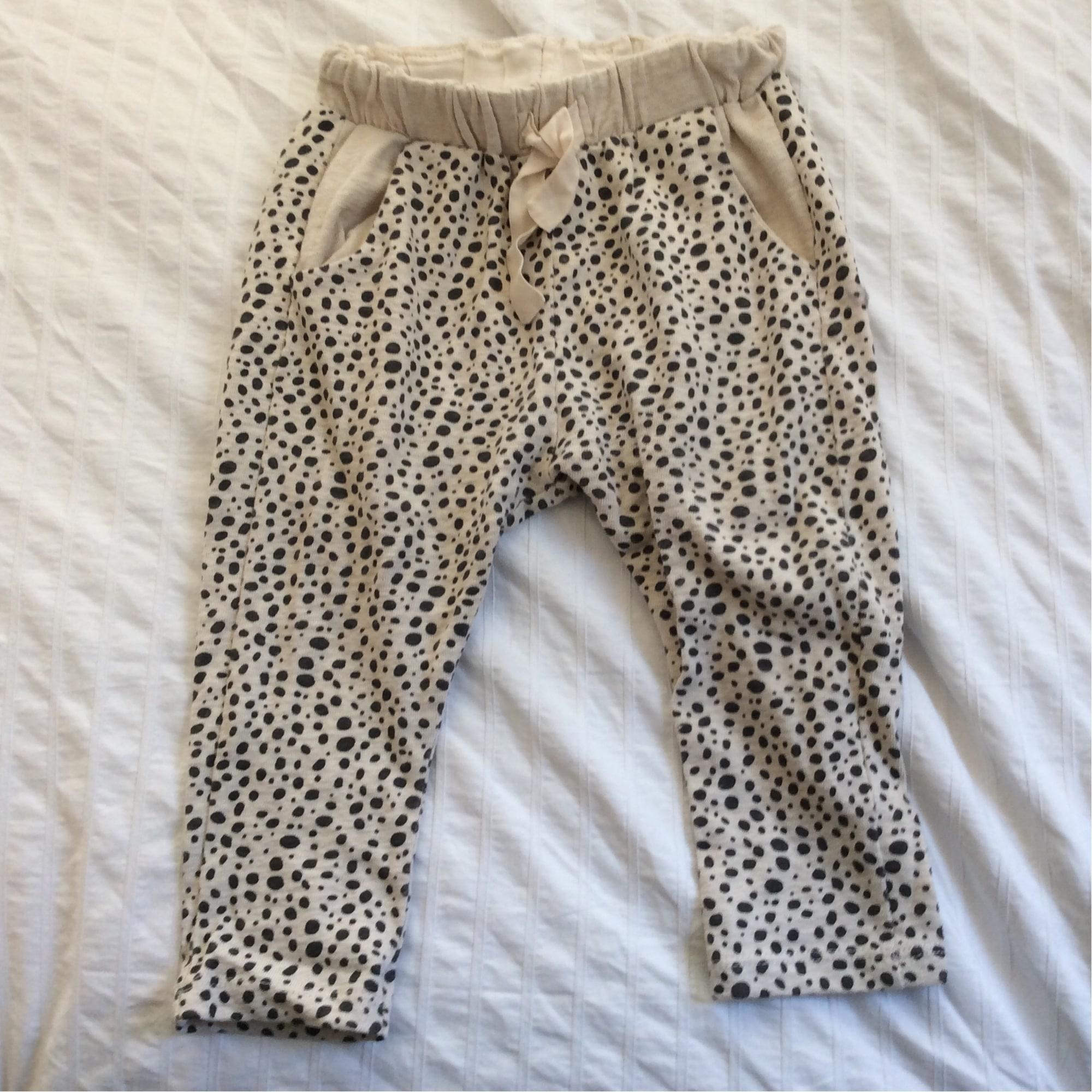 Pantalon ZARA Multicouleur