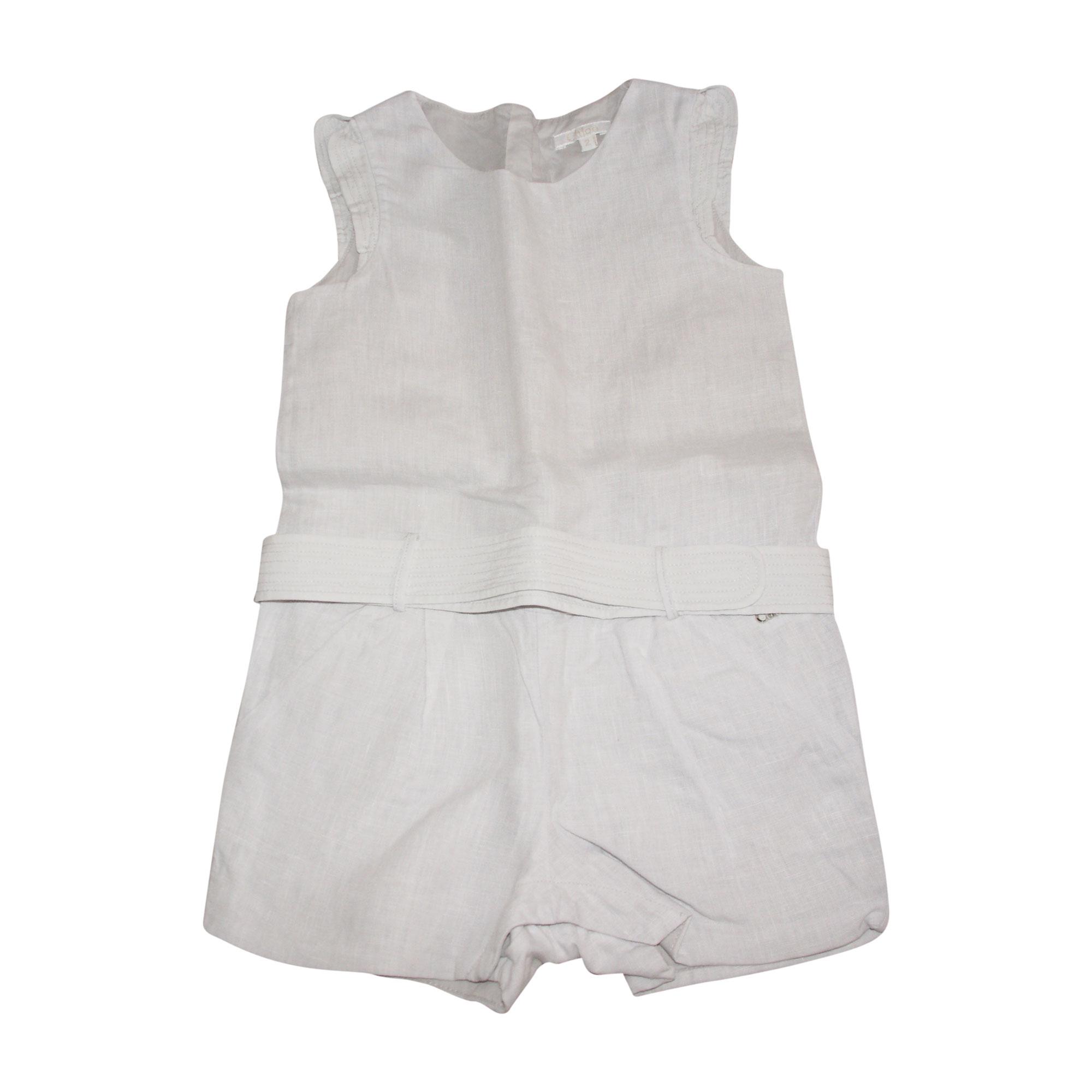 Anzug, Set für Kinder, kurz CHLOÉ Grau, anthrazit