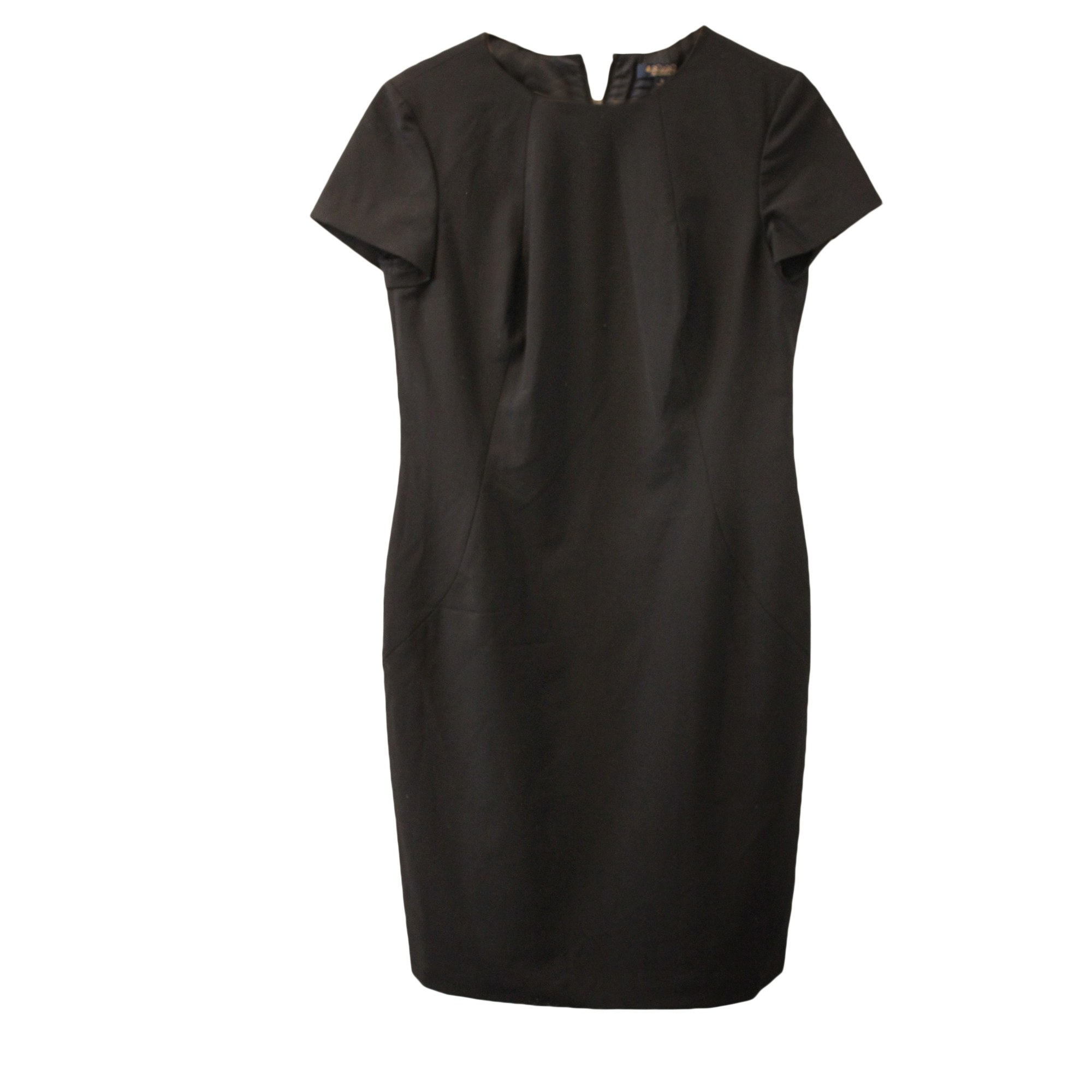 Robe courte BROOKS BROTHERS Noir