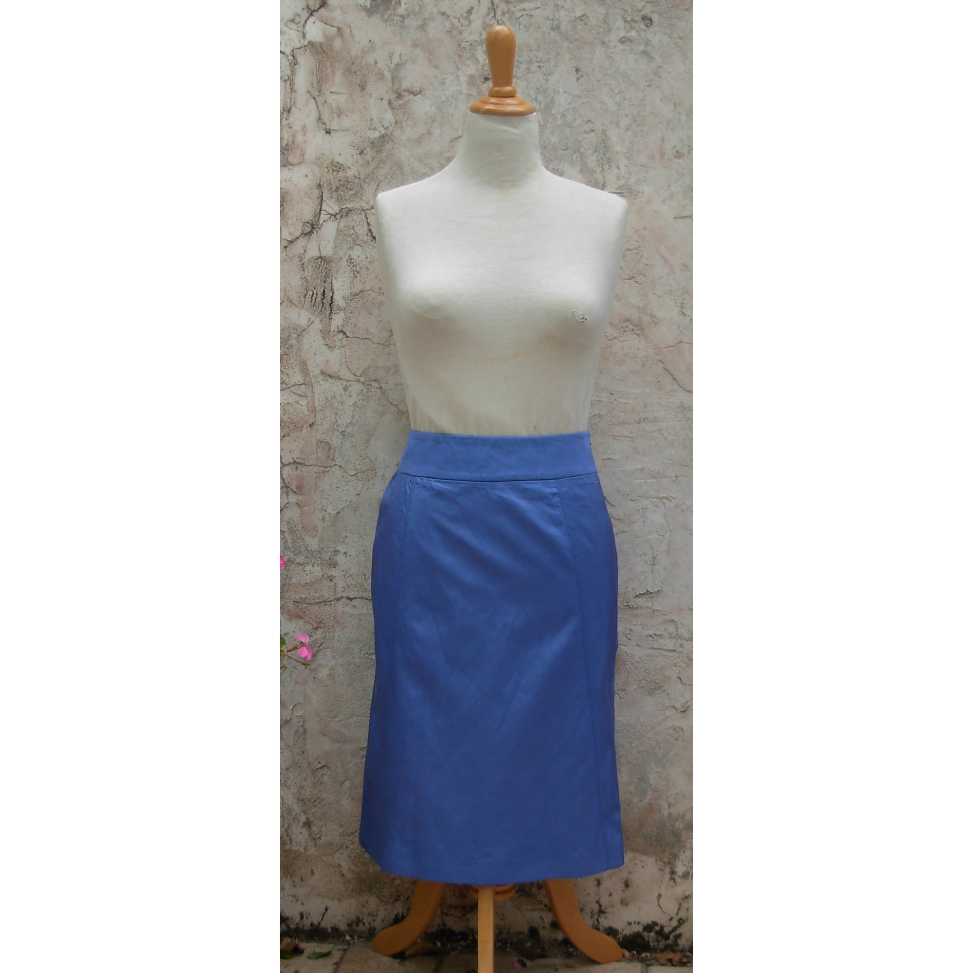 Jupe courte ZAPA Bleu, bleu marine, bleu turquoise