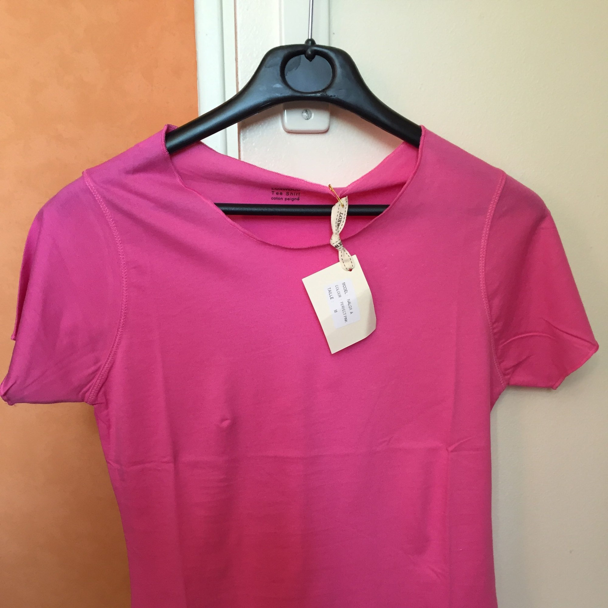 Top, tee-shirt LOXWOOD Rose, fuschia, vieux rose