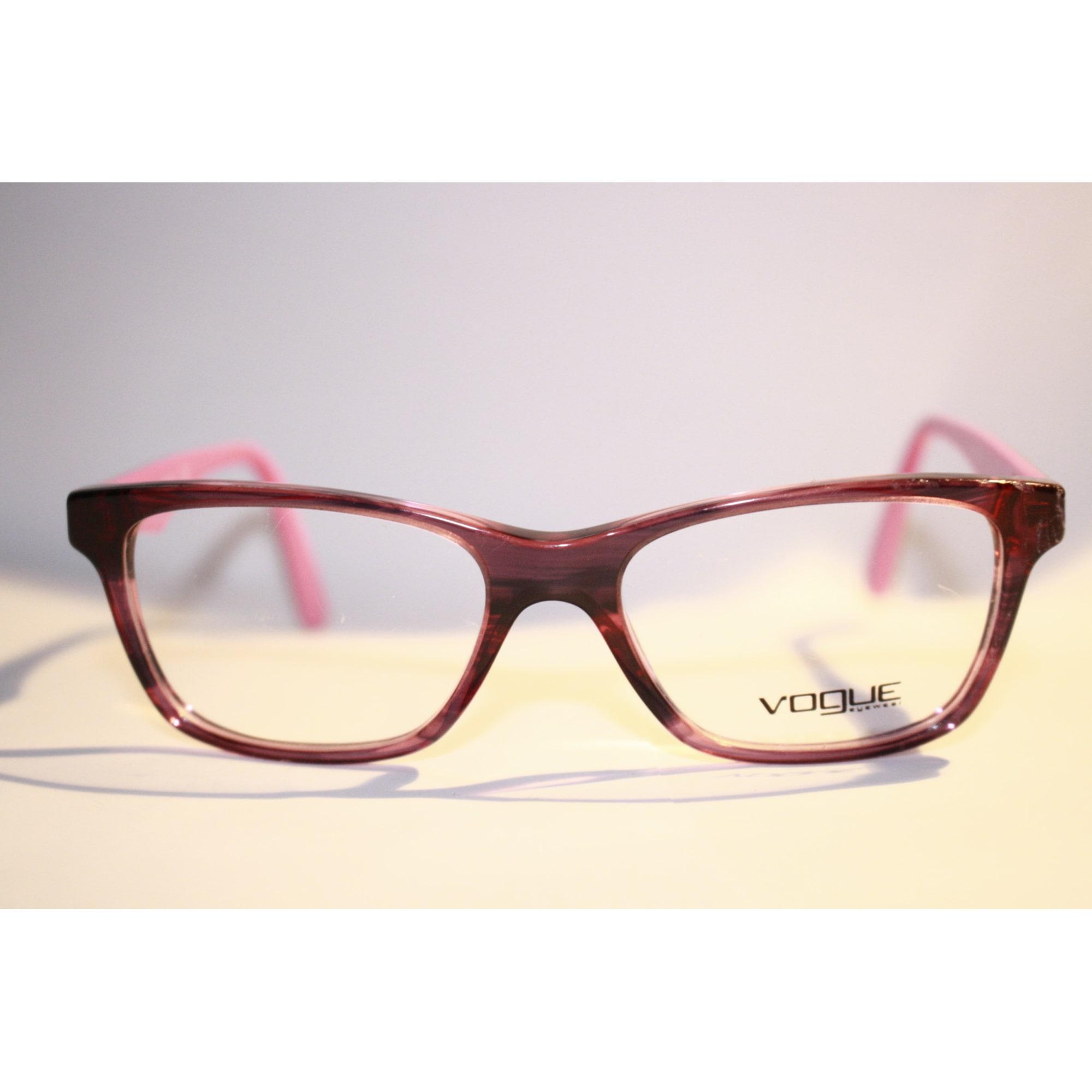 Monture de lunettes VOGUE Rose, fuschia, vieux rose