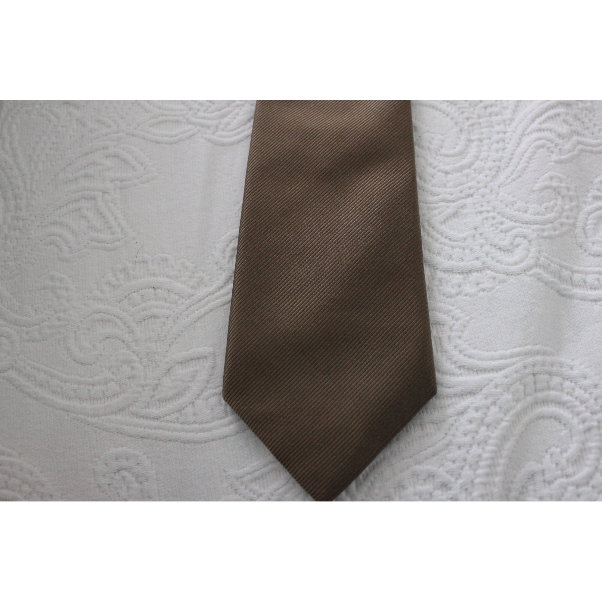 Tie CACHAREL Brown