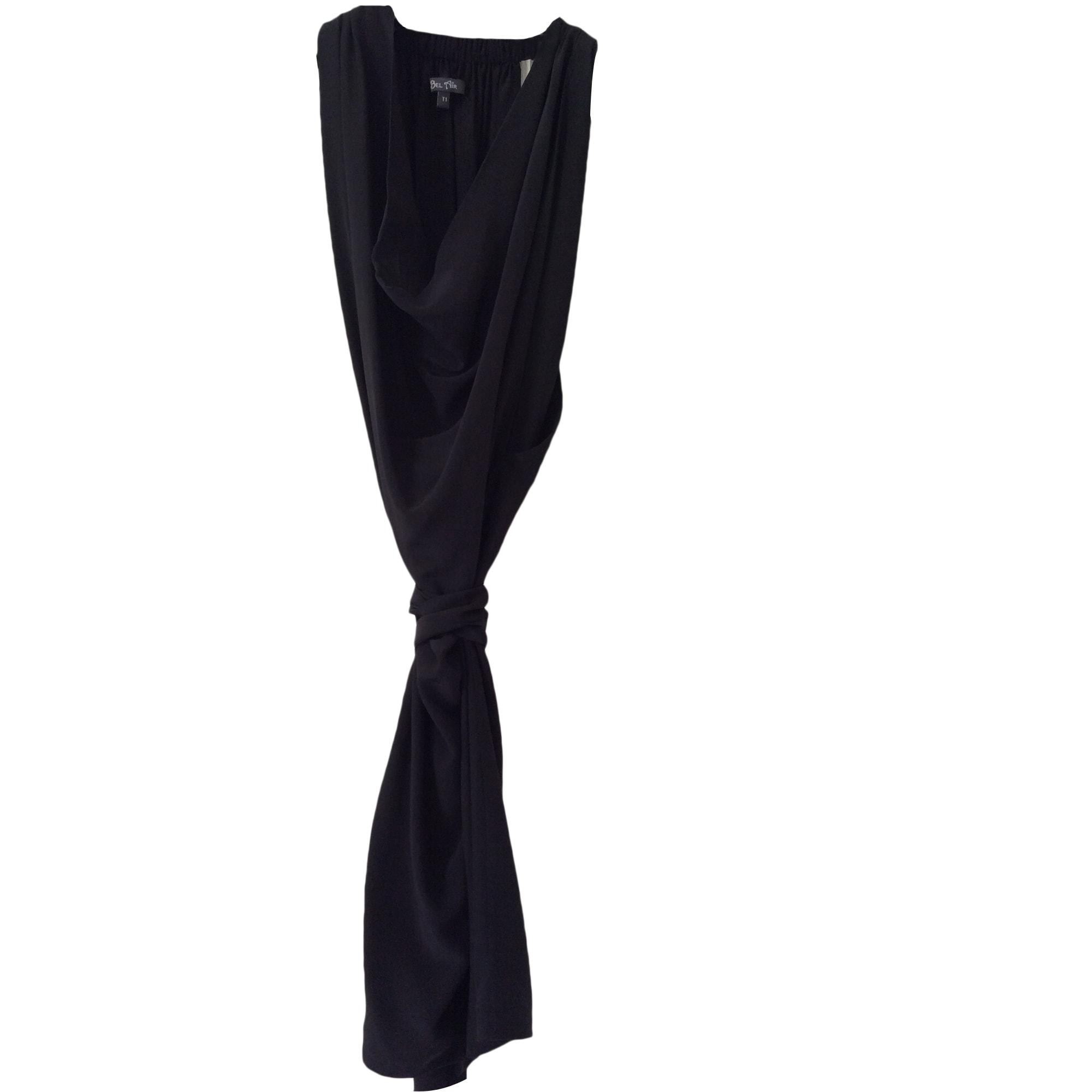 Robe courte BEL AIR Noir