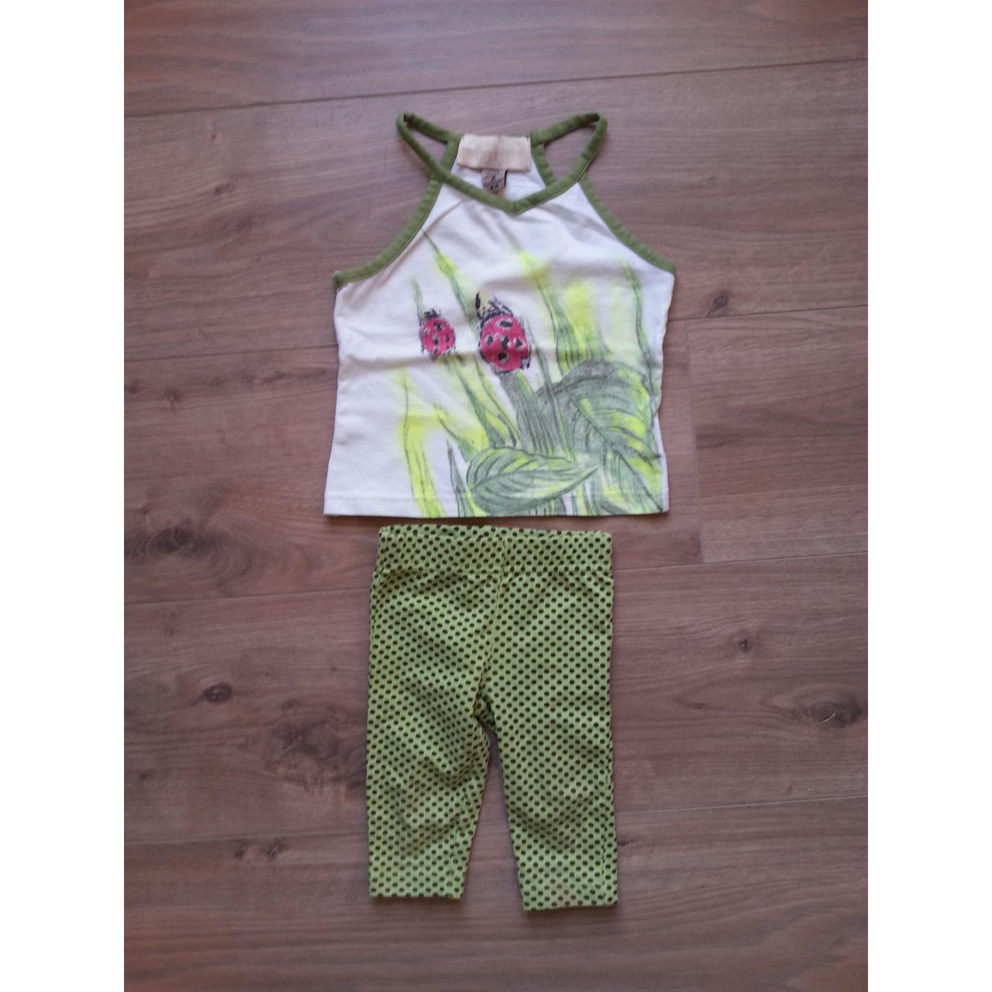 Ensemble & Combinaison pantalon ORCHESTRA Vert