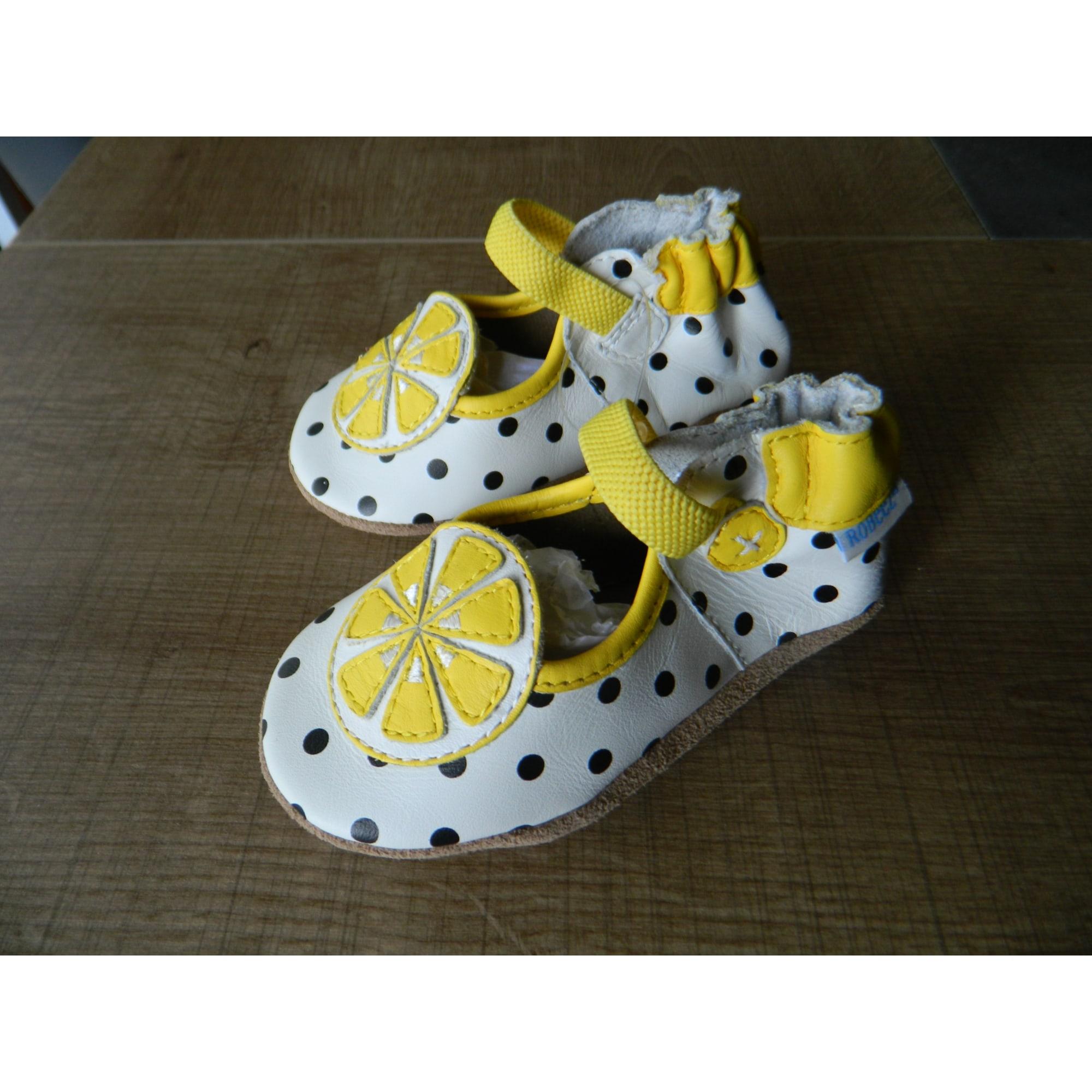 Slippers ROBEEZ Yellow
