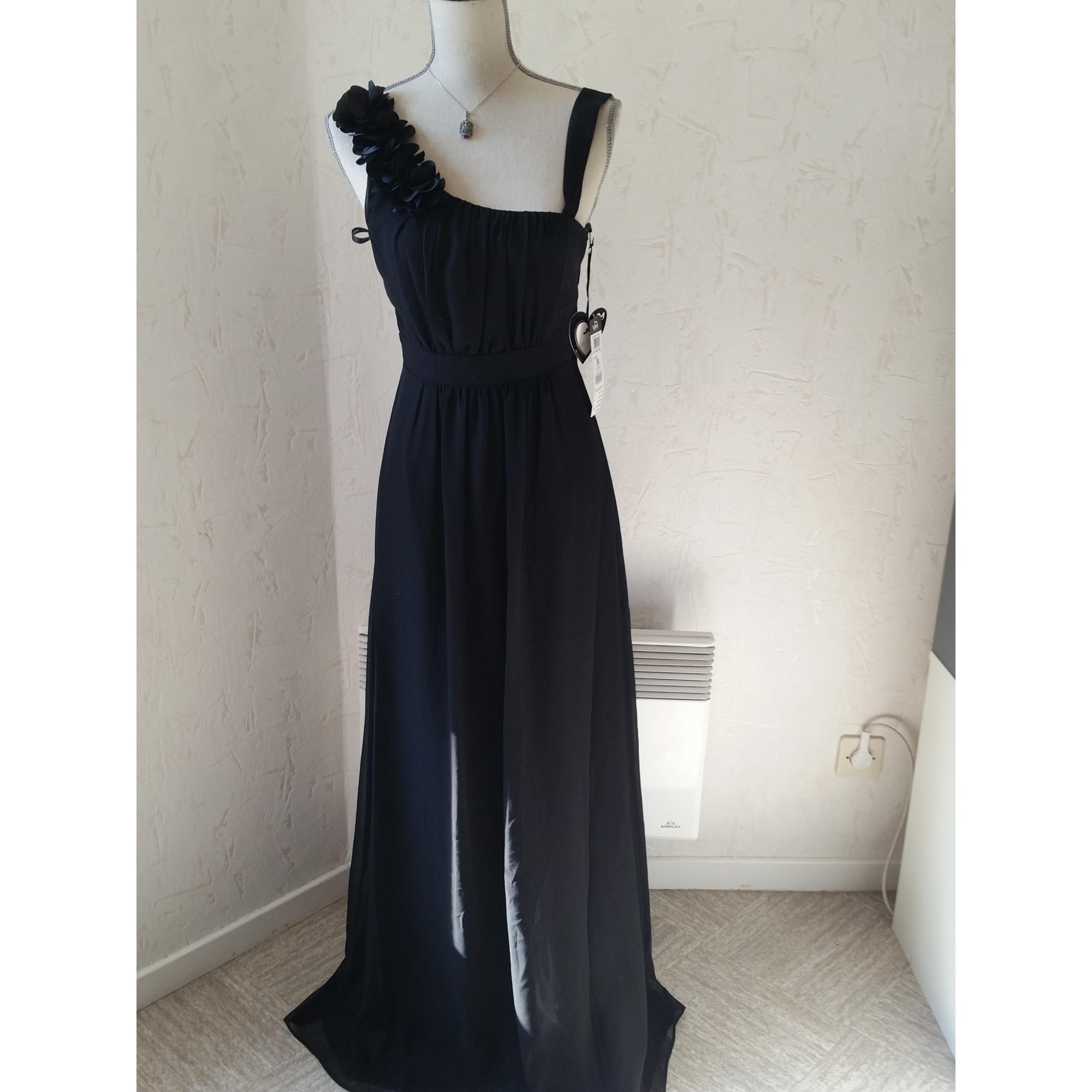 Robe longue VERA MONT Noir
