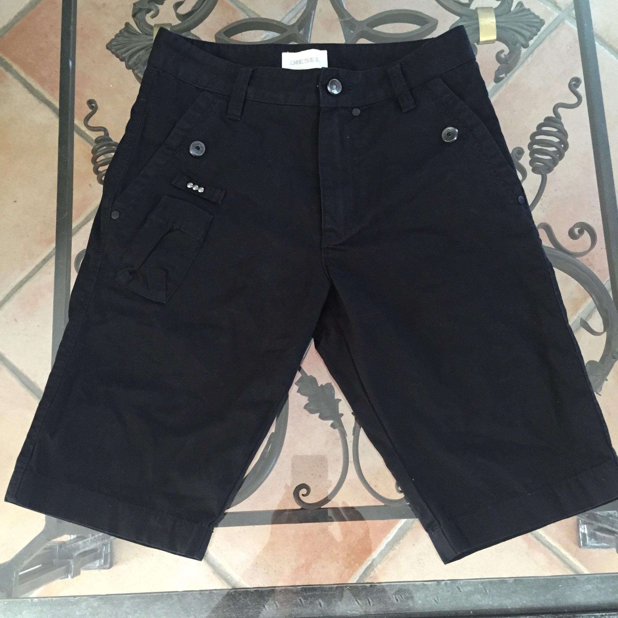 Bermuda DIESEL Noir