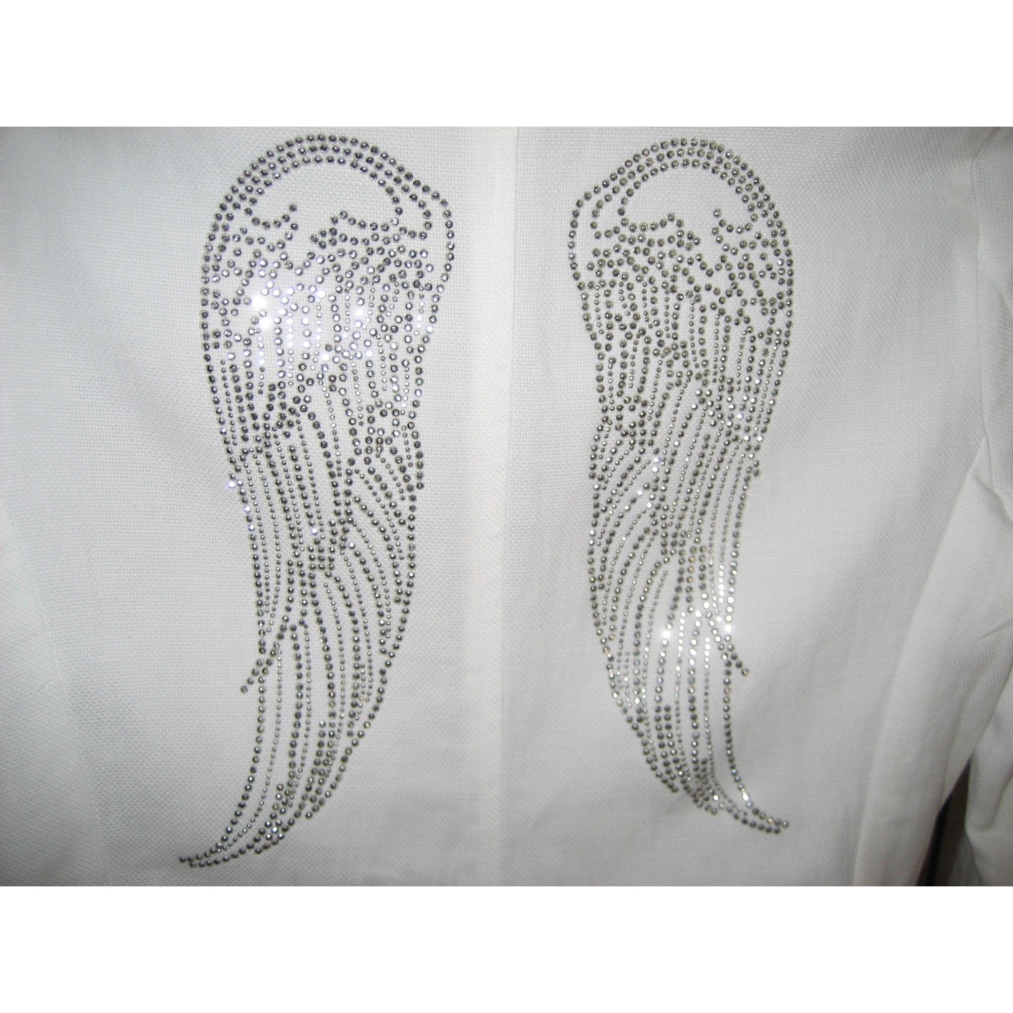 Blazer, veste tailleur BERENICE Blanc, blanc cassé, écru