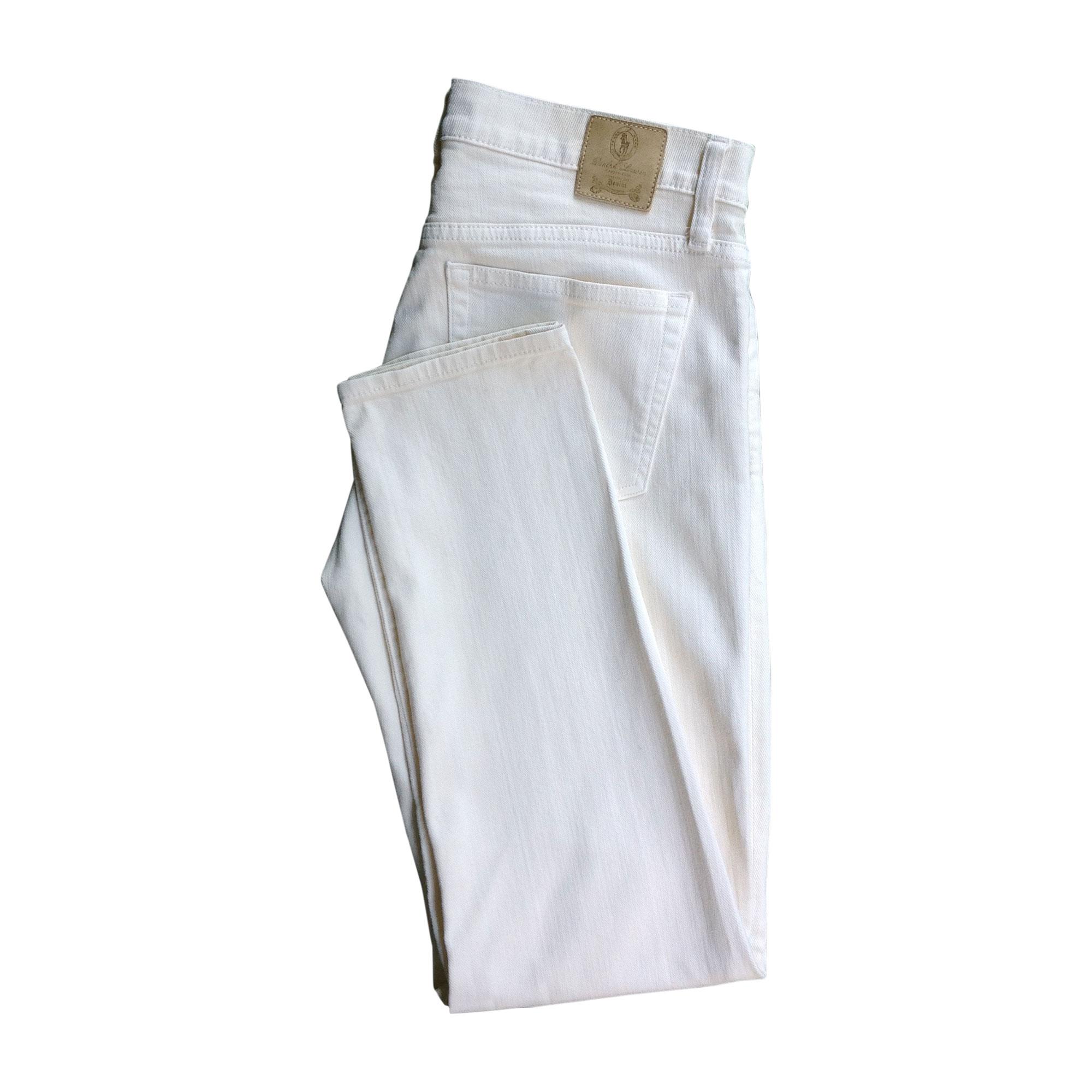 Jeans droit RALPH LAUREN Paille