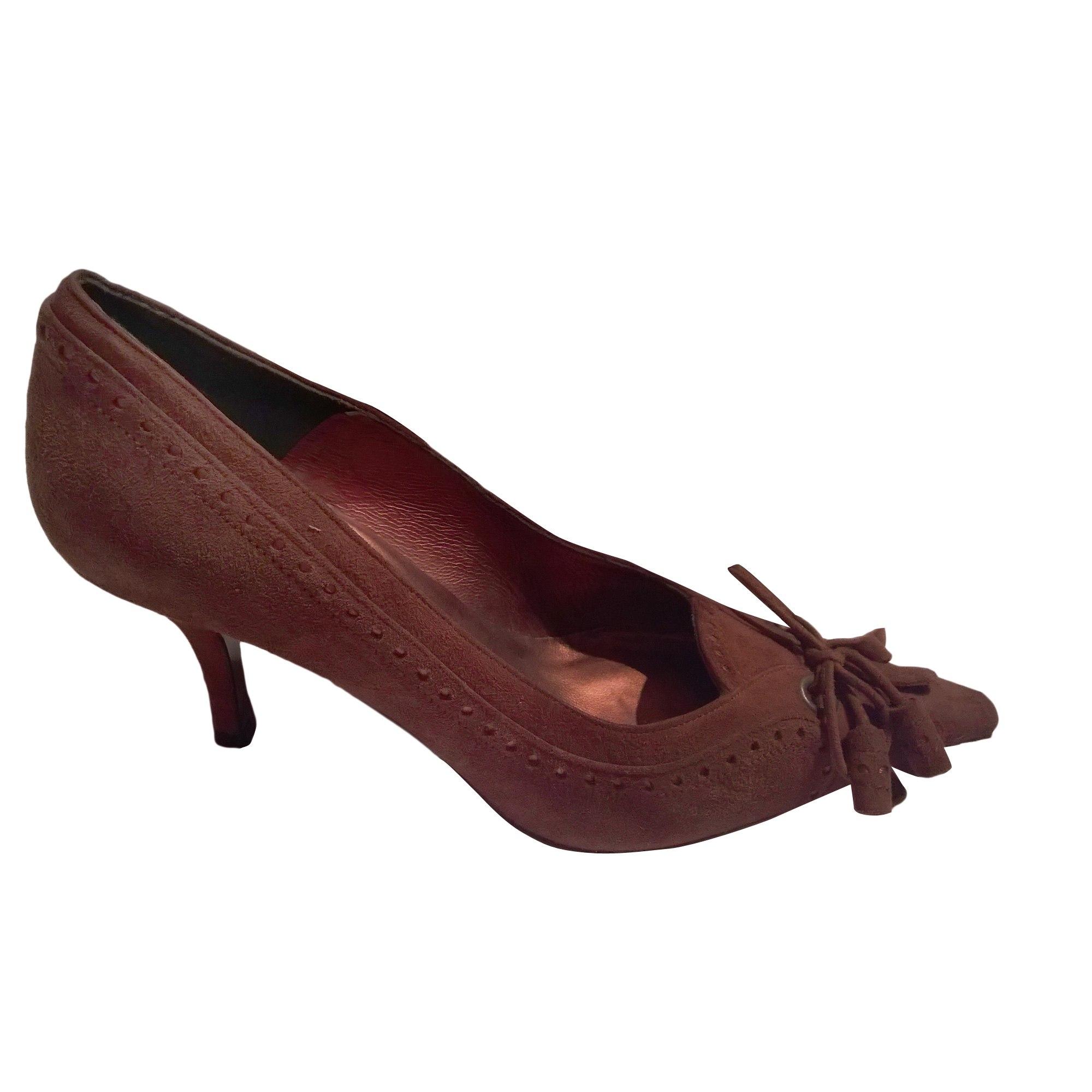 Chaussures de danse  PURA LOPEZ Marron