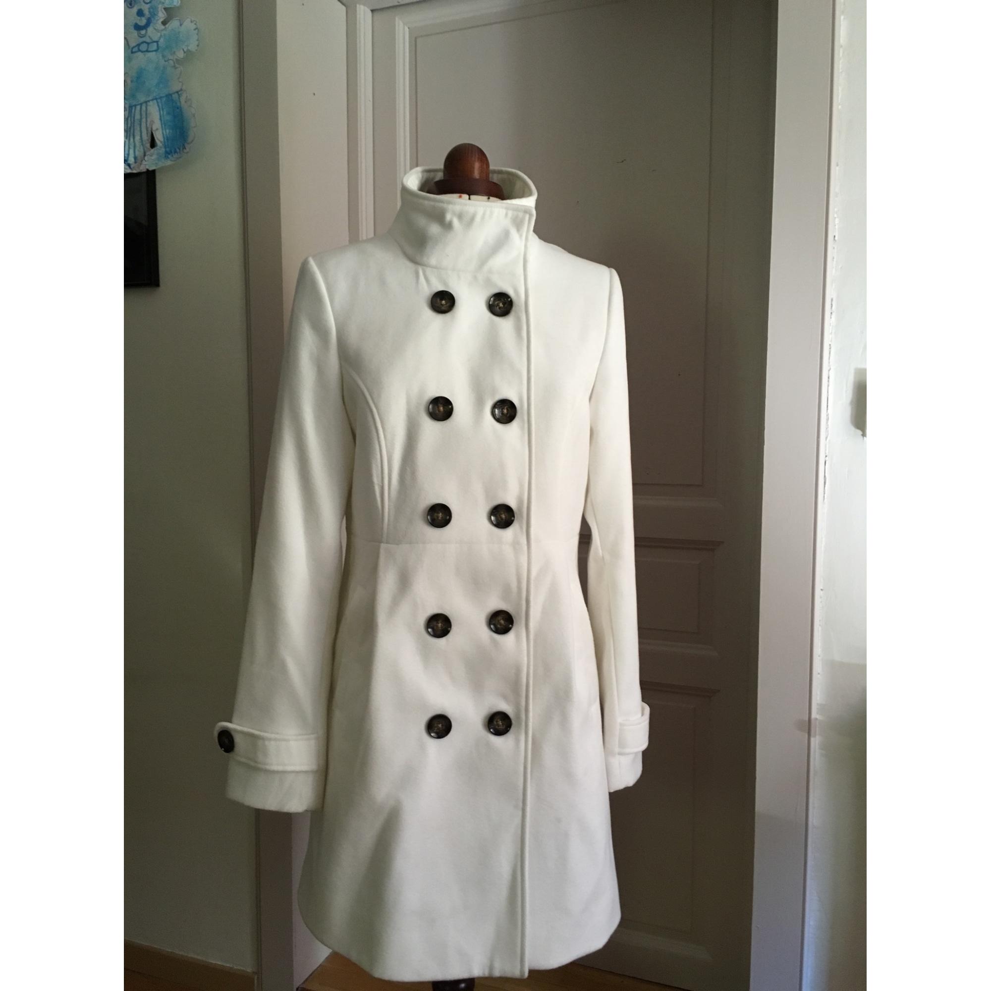 Manteau MIM 40 (L, T3) blanc vendu par Fanyy 5159670