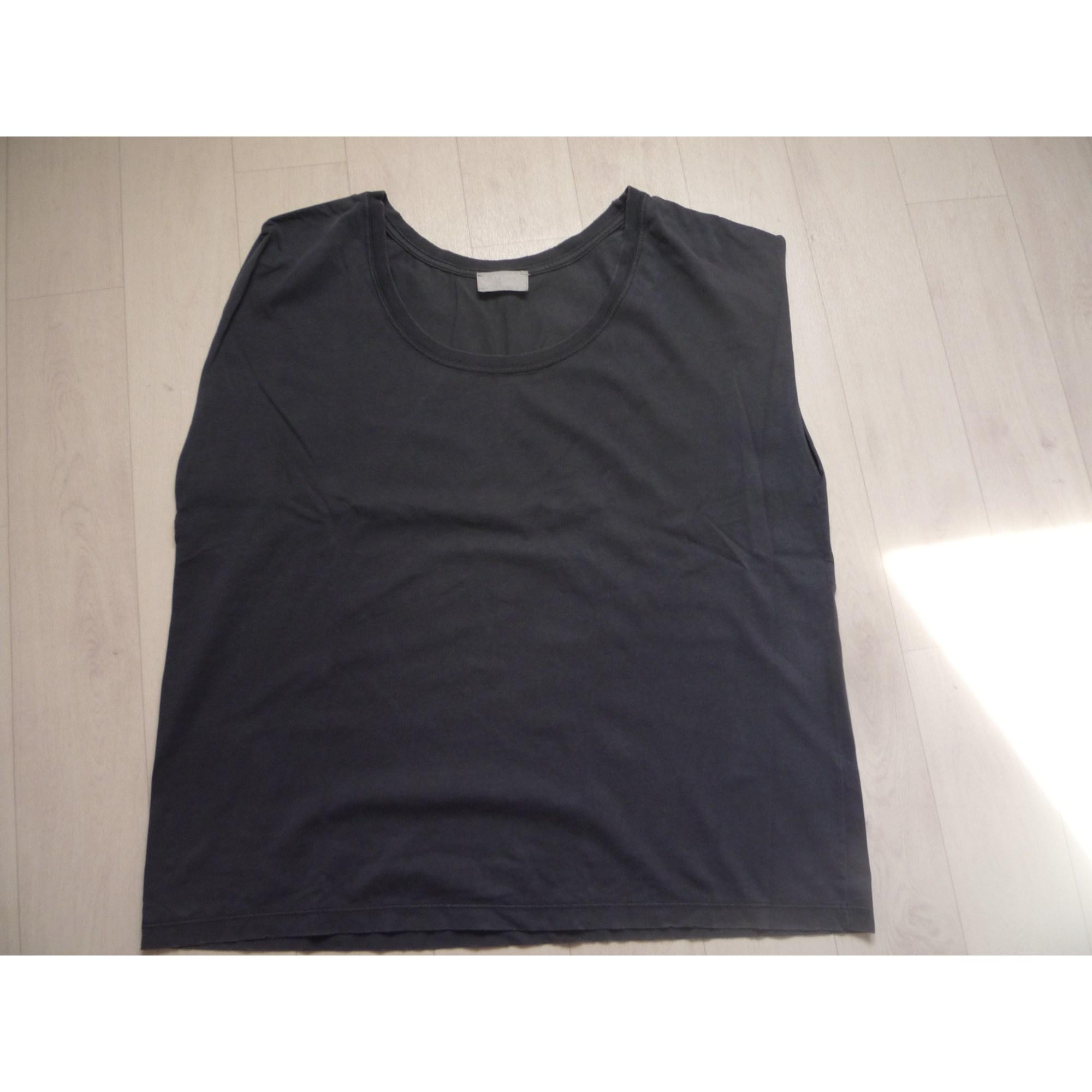 Top, tee-shirt DIESEL Gris, anthracite