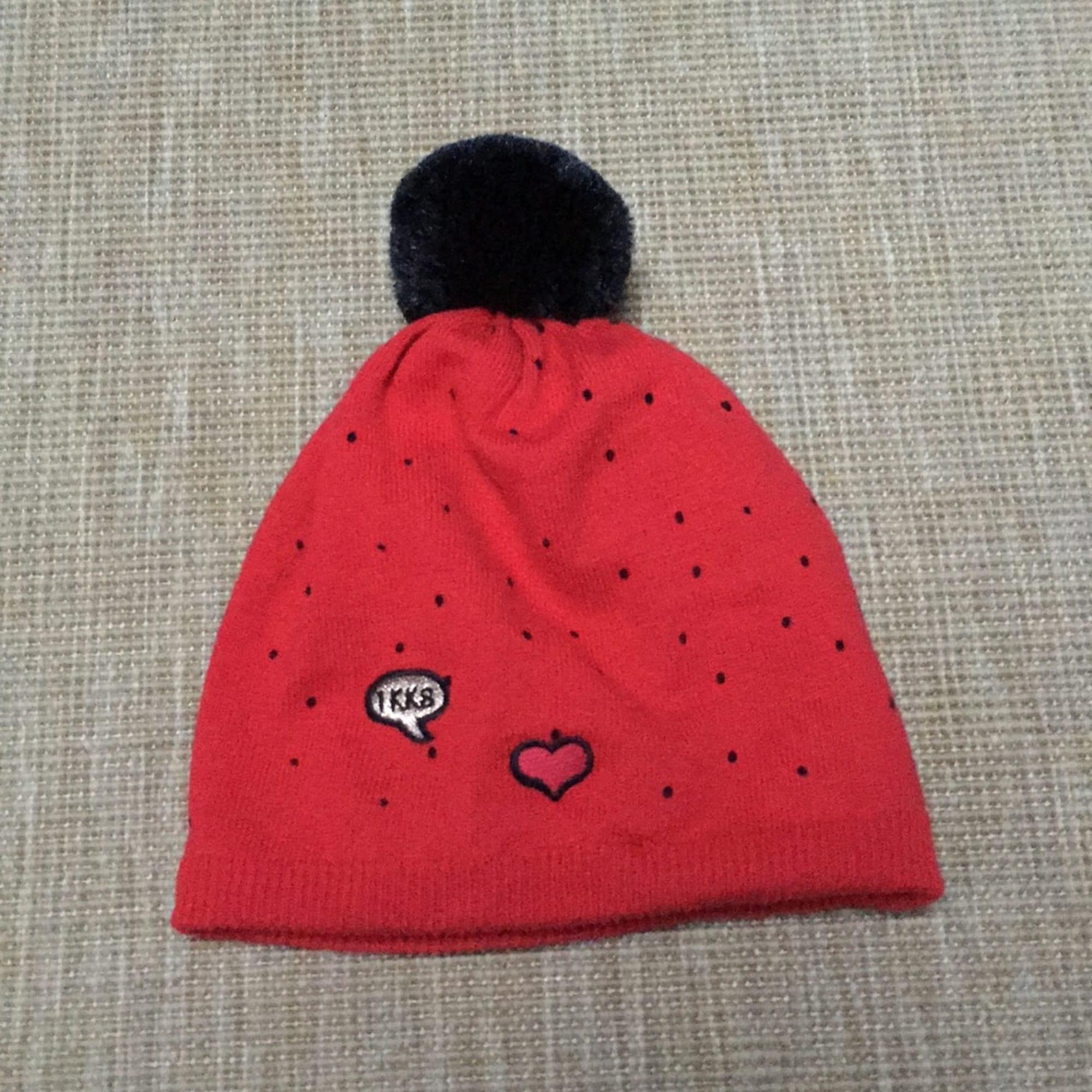 Mütze IKKS Rot, bordeauxrot