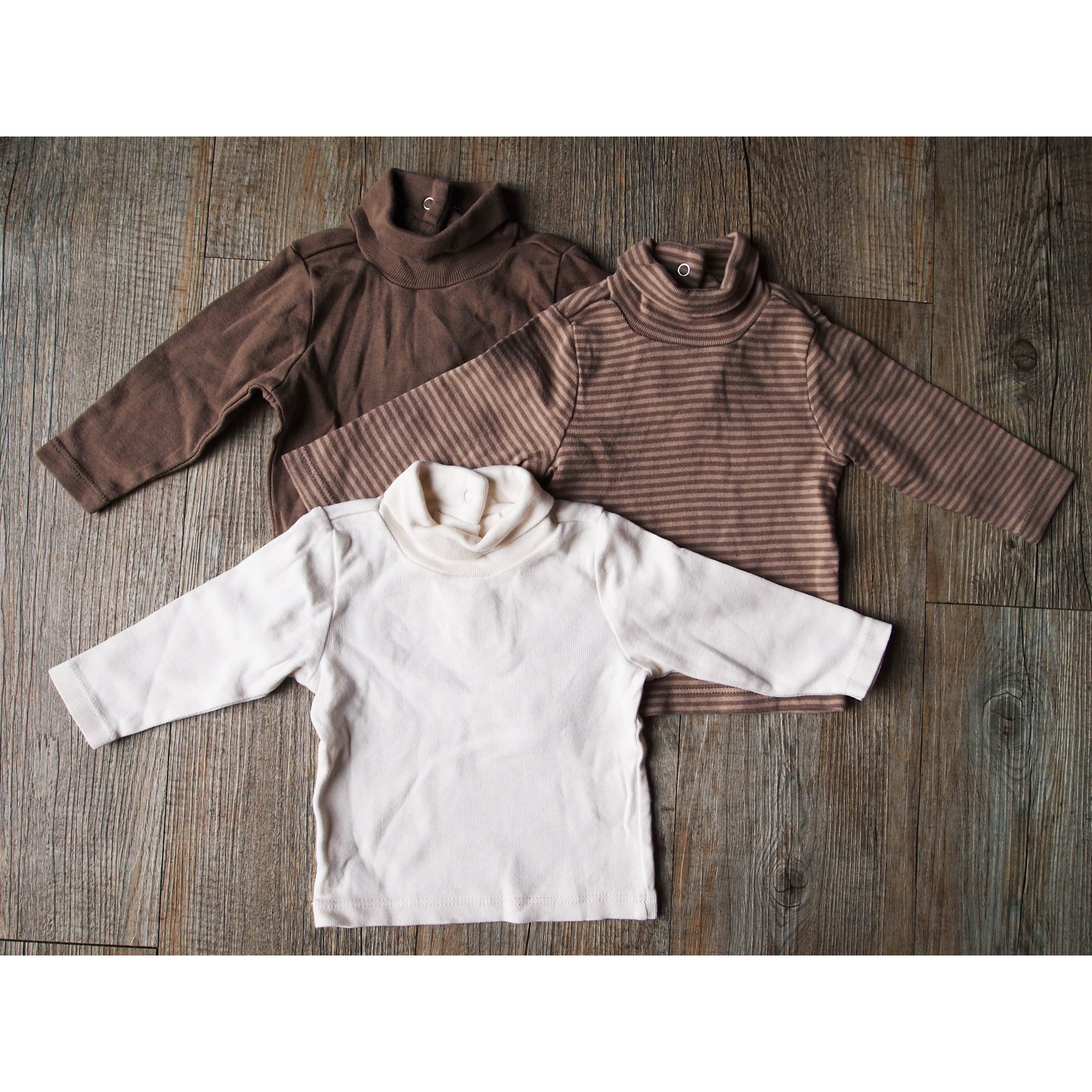 Top, tee shirt VERTBAUDET Marron