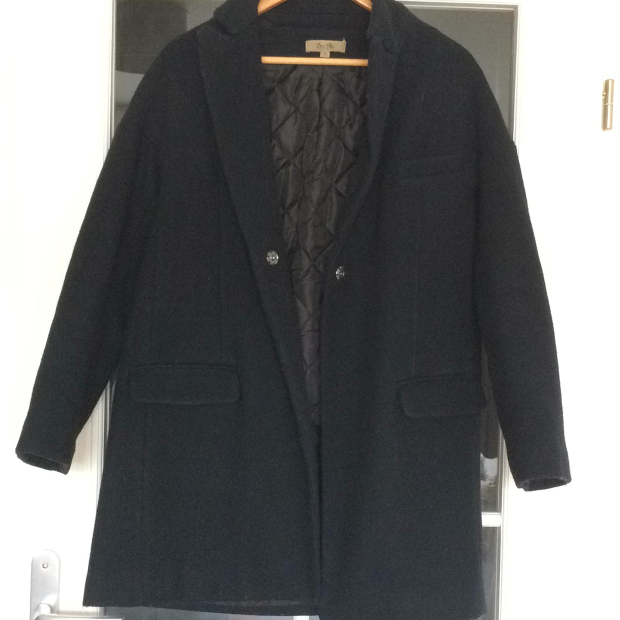 Manteau BEL AIR 36 (S, T1) bleu vendu par Nancy rd 5386920