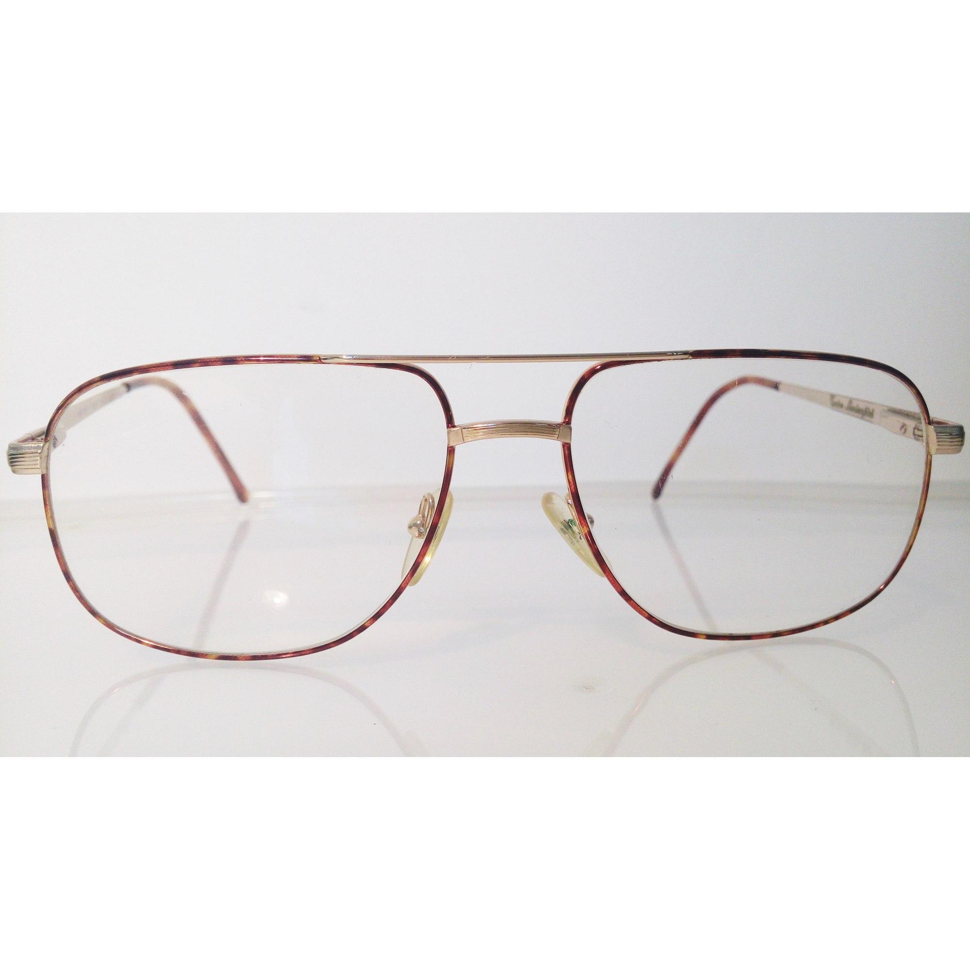 Eyeglass Frames TONINO LAMBORGHINI Golden, bronze, copper