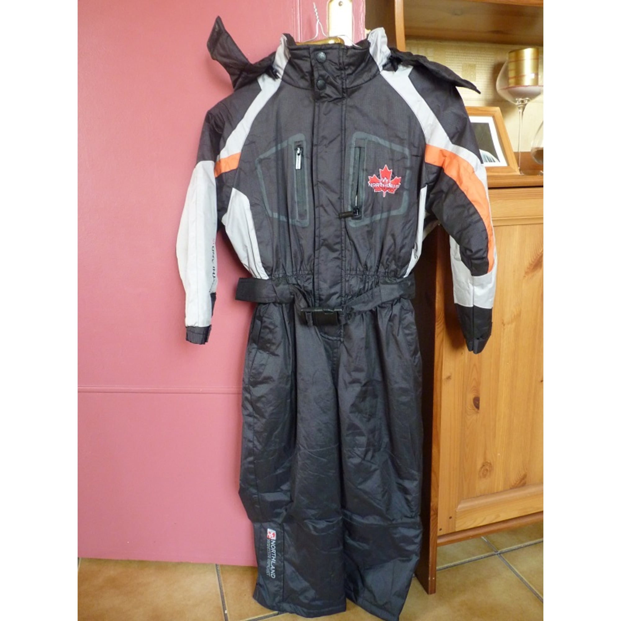 Pants Set, Outfit NORTHLAND Black