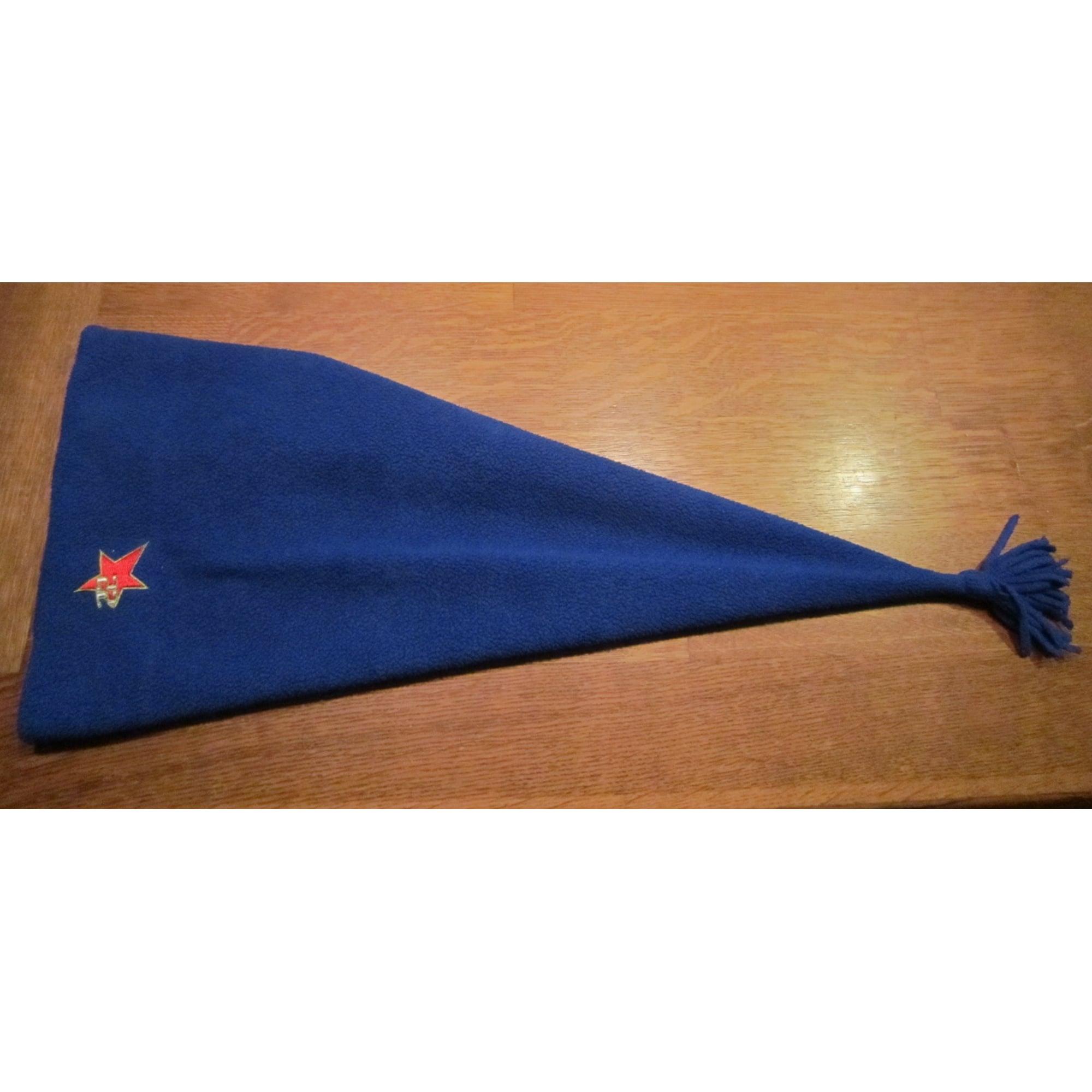 Bonnet ETIREL Bleu, bleu marine, bleu turquoise